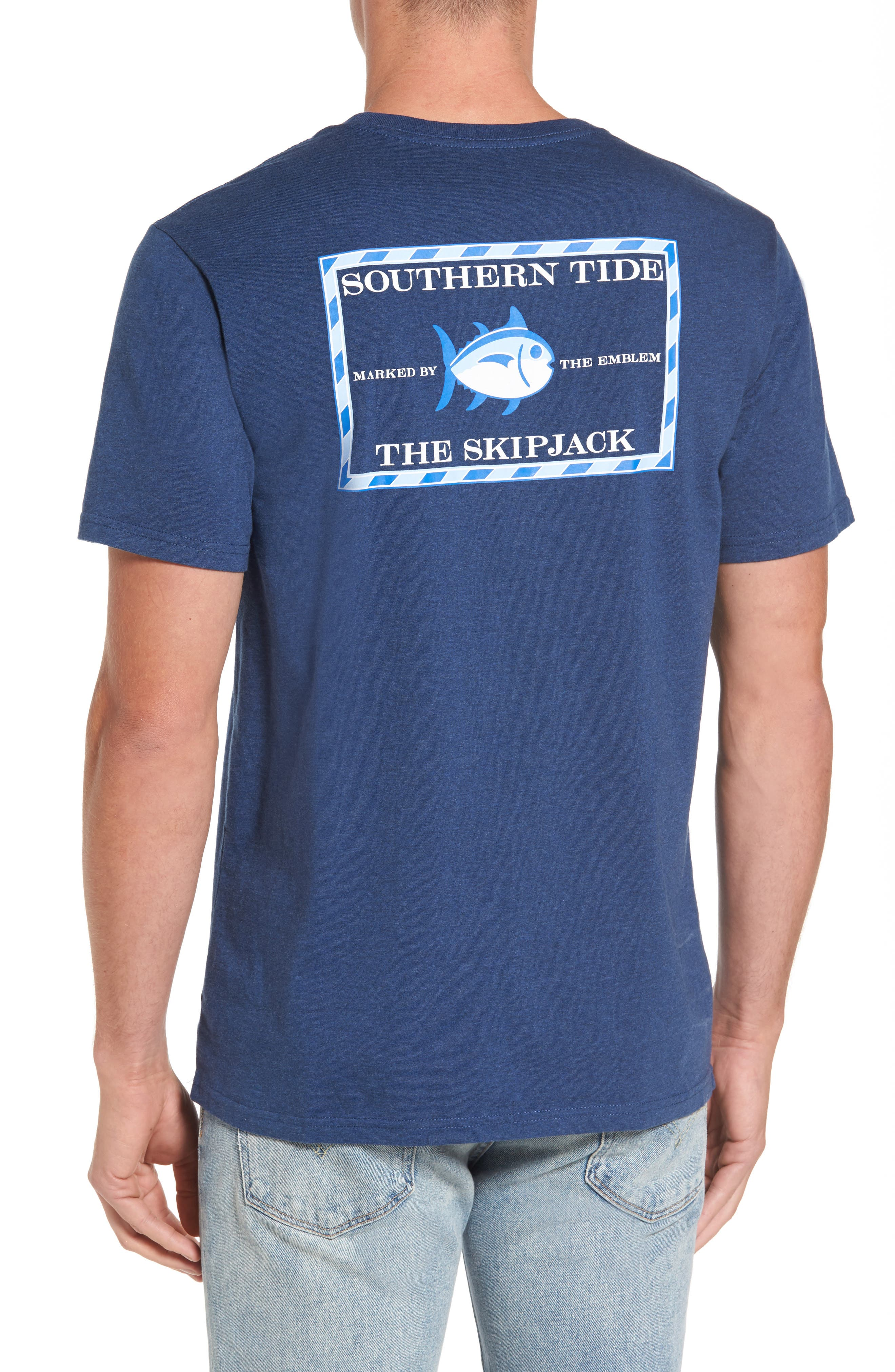Alternate Image 2  - Southern Tide Original Graphic T-Shirt