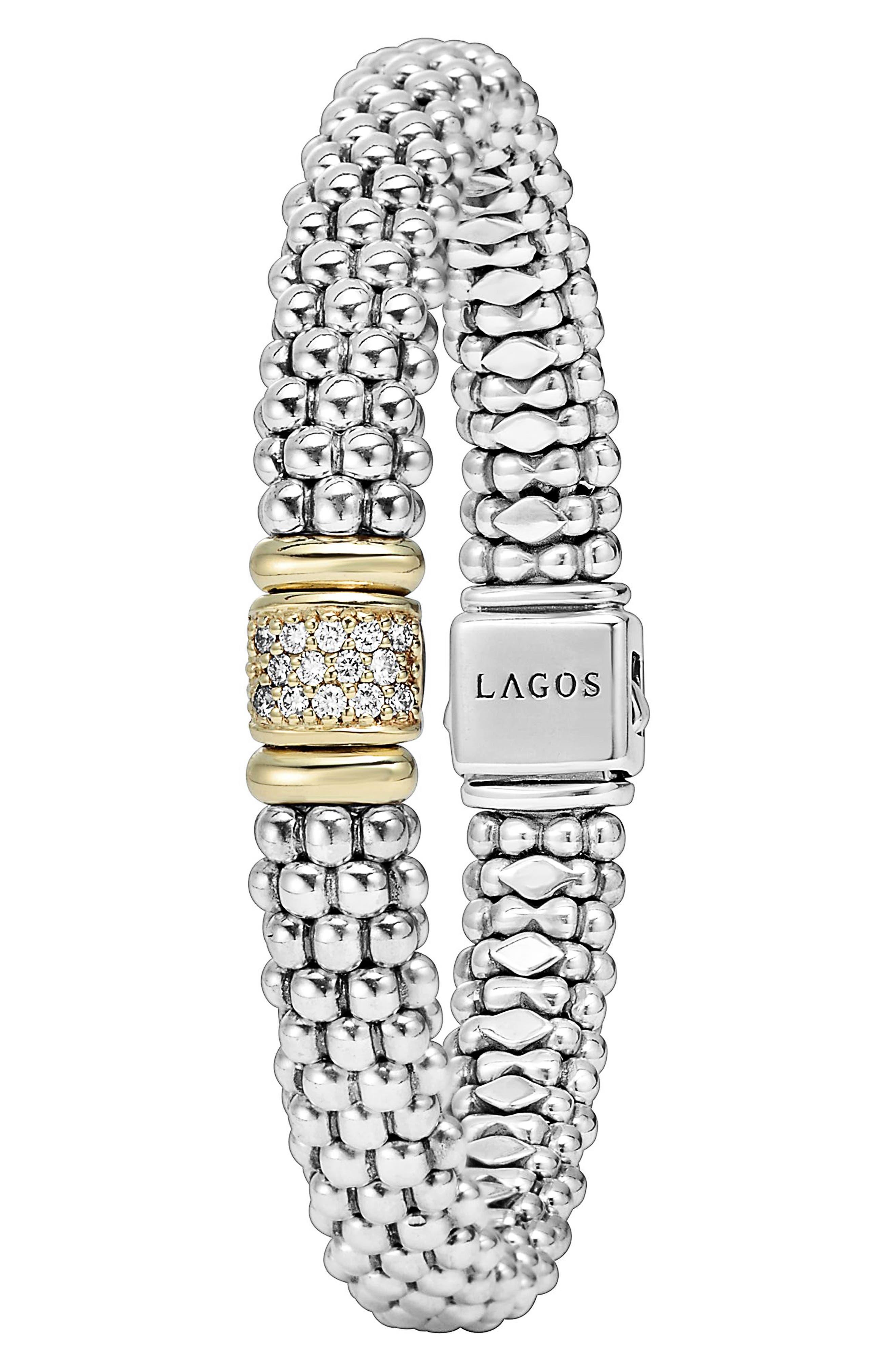 Alternate Image 2  - LAGOS Caviar & Diamond Bracelet