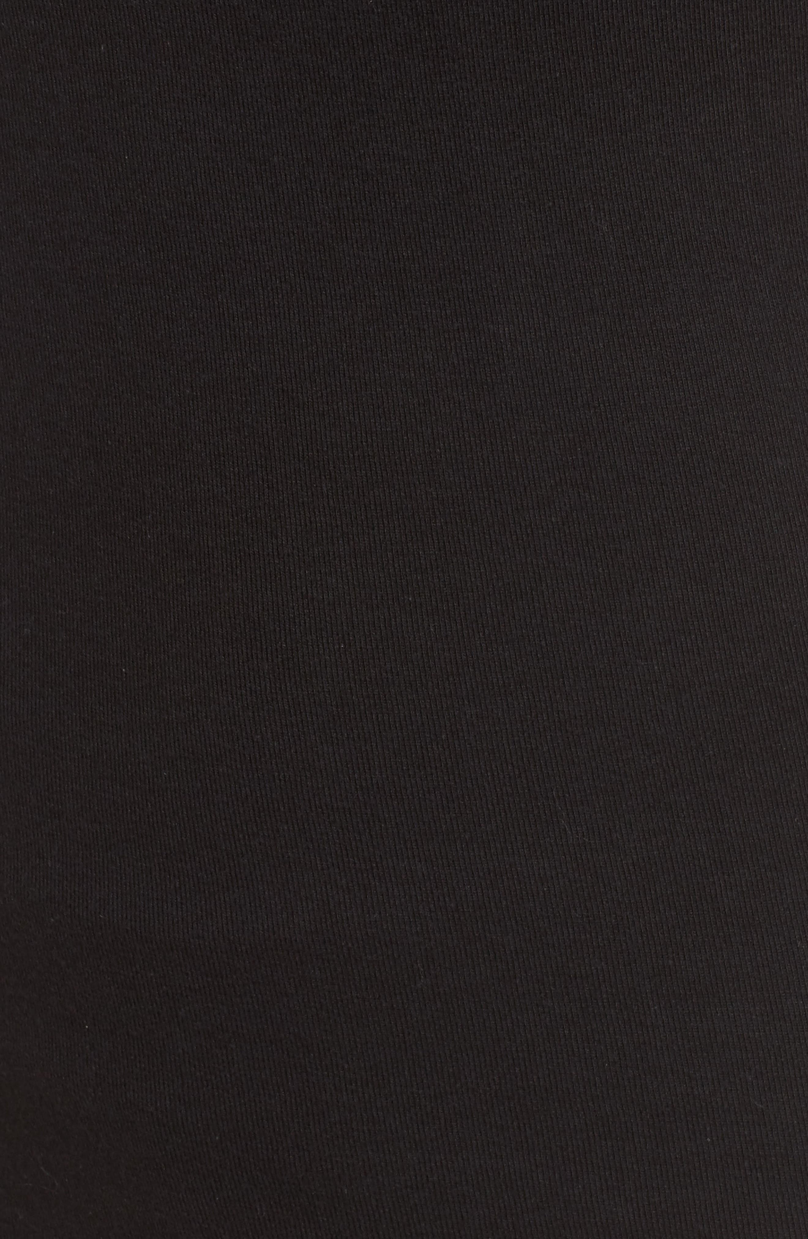 Organic Cotton Tank,                             Alternate thumbnail 5, color,                             Black