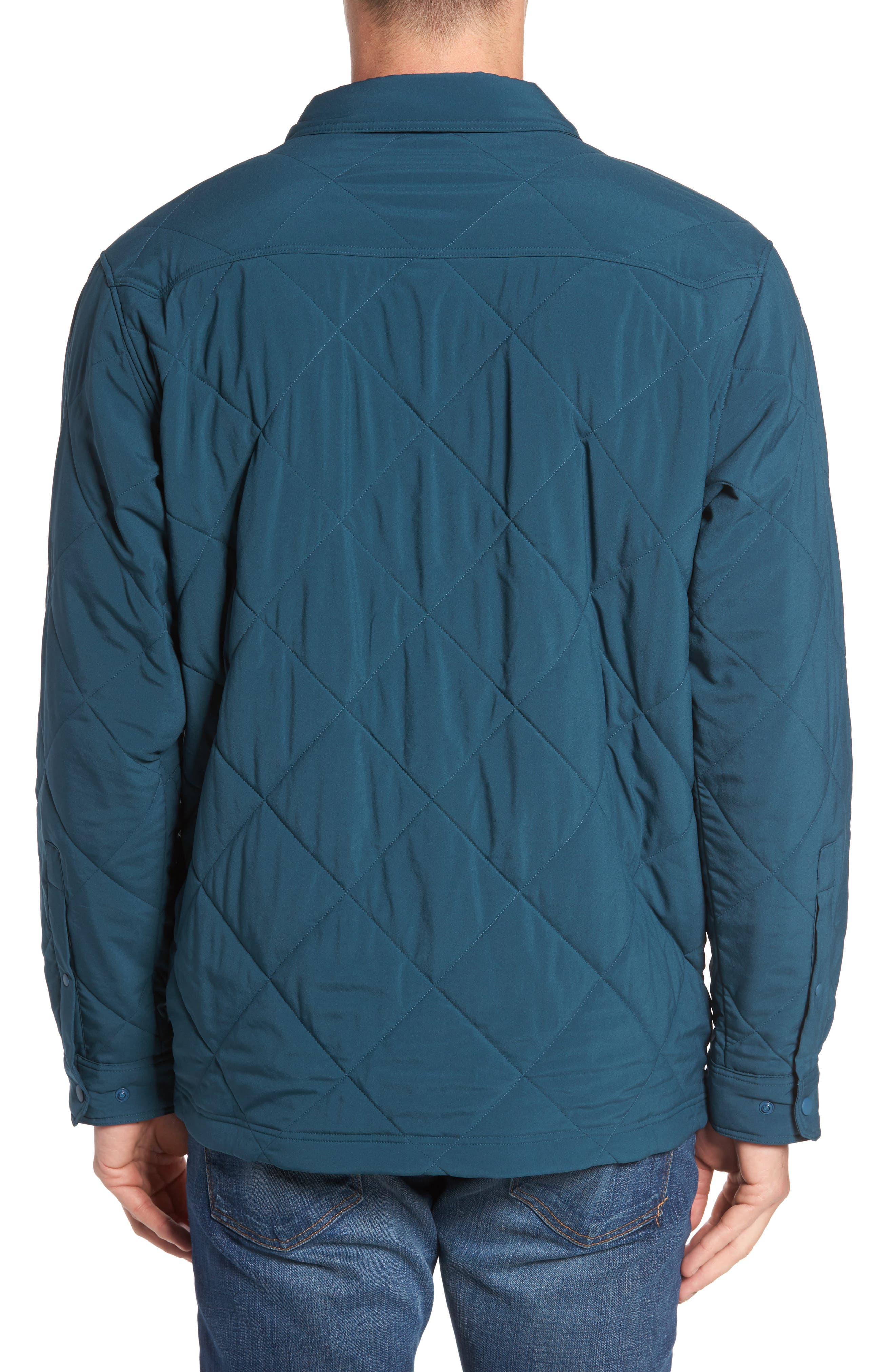 Alternate Image 2  - Patagonia Tough Puff Shirt Jacket