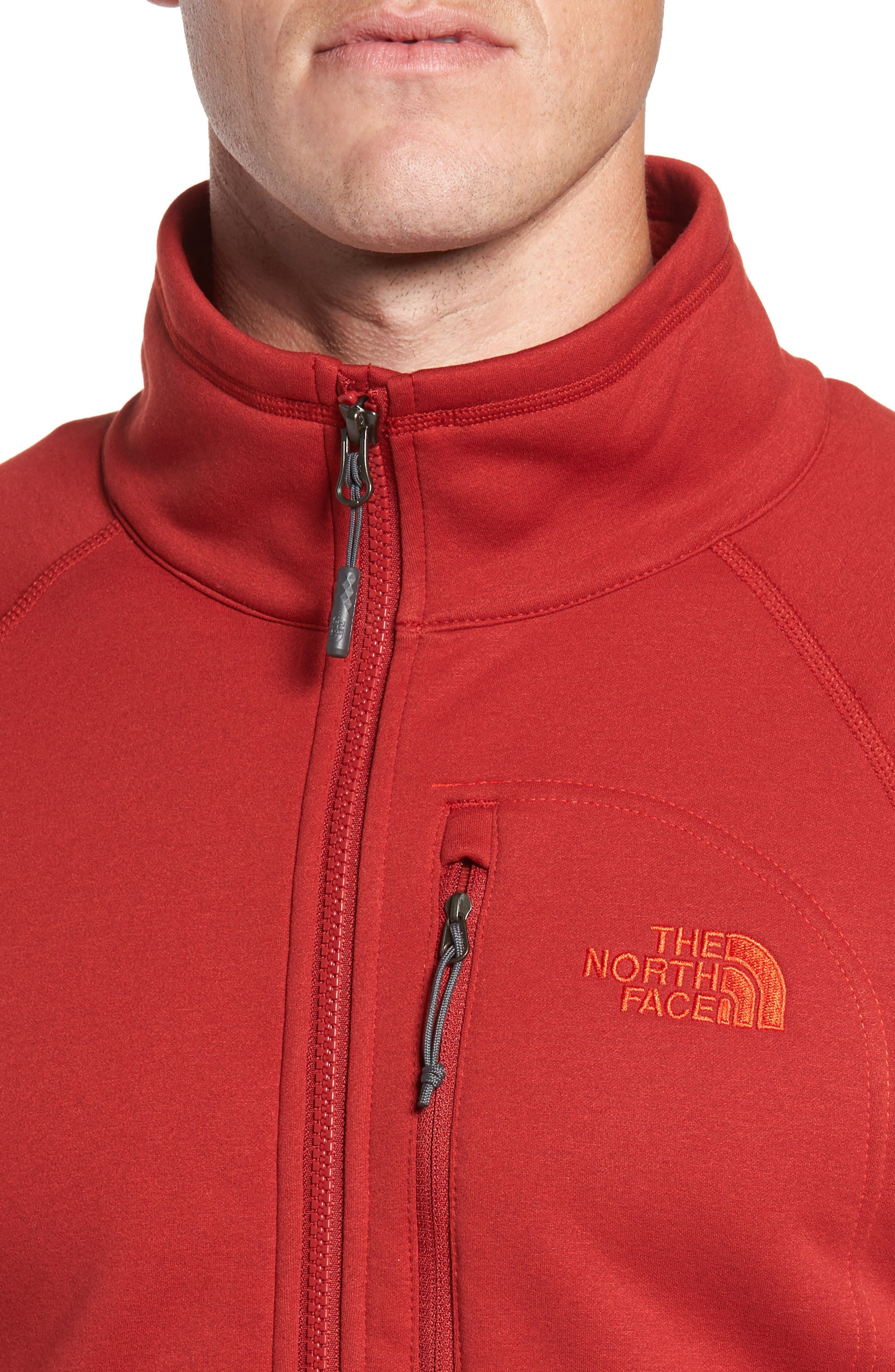 Alternate Image 4  - The North Face Timber Zip Jacket