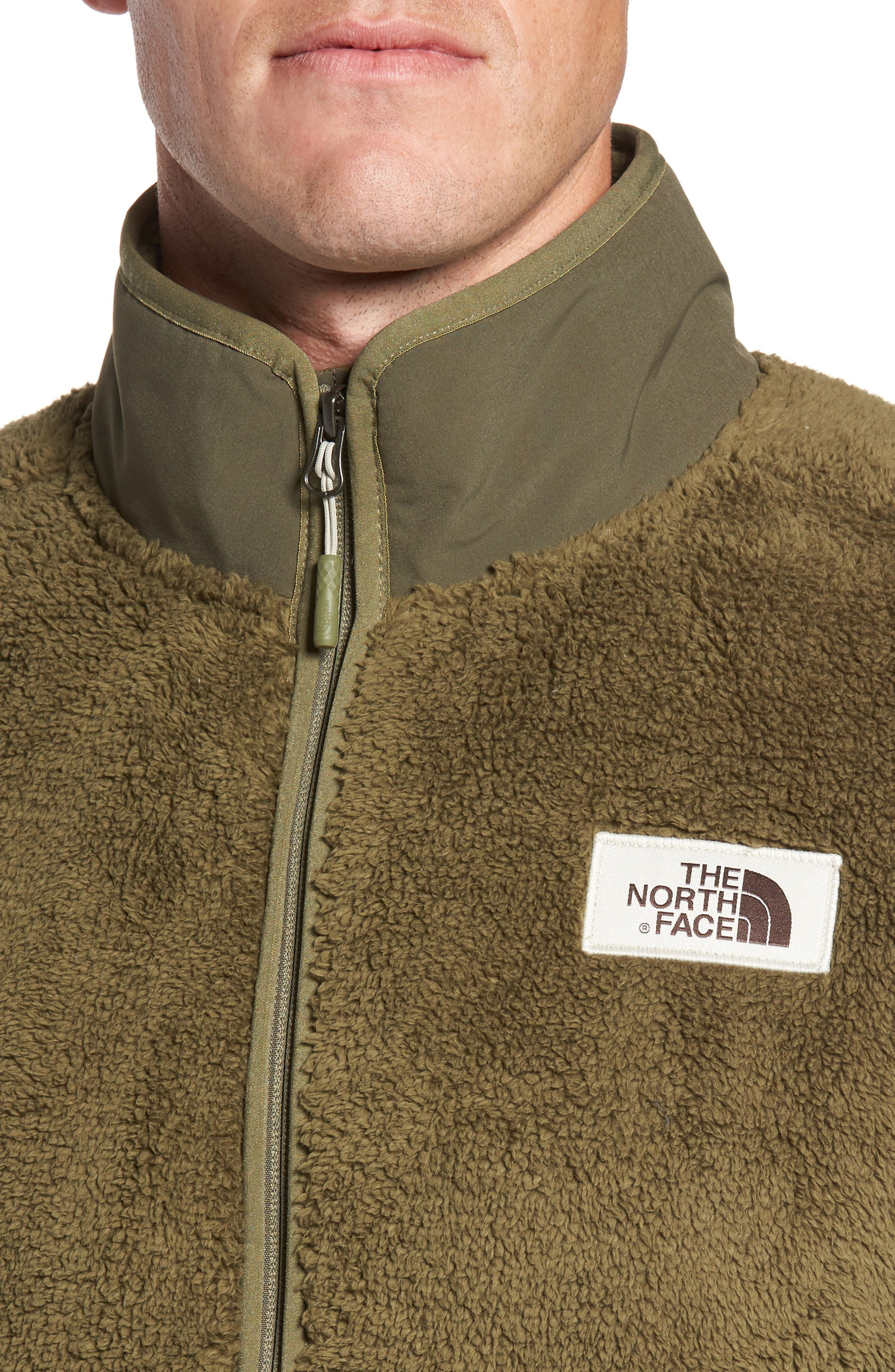 Alternate Image 4  - The North Face Campshire Fleece Vest