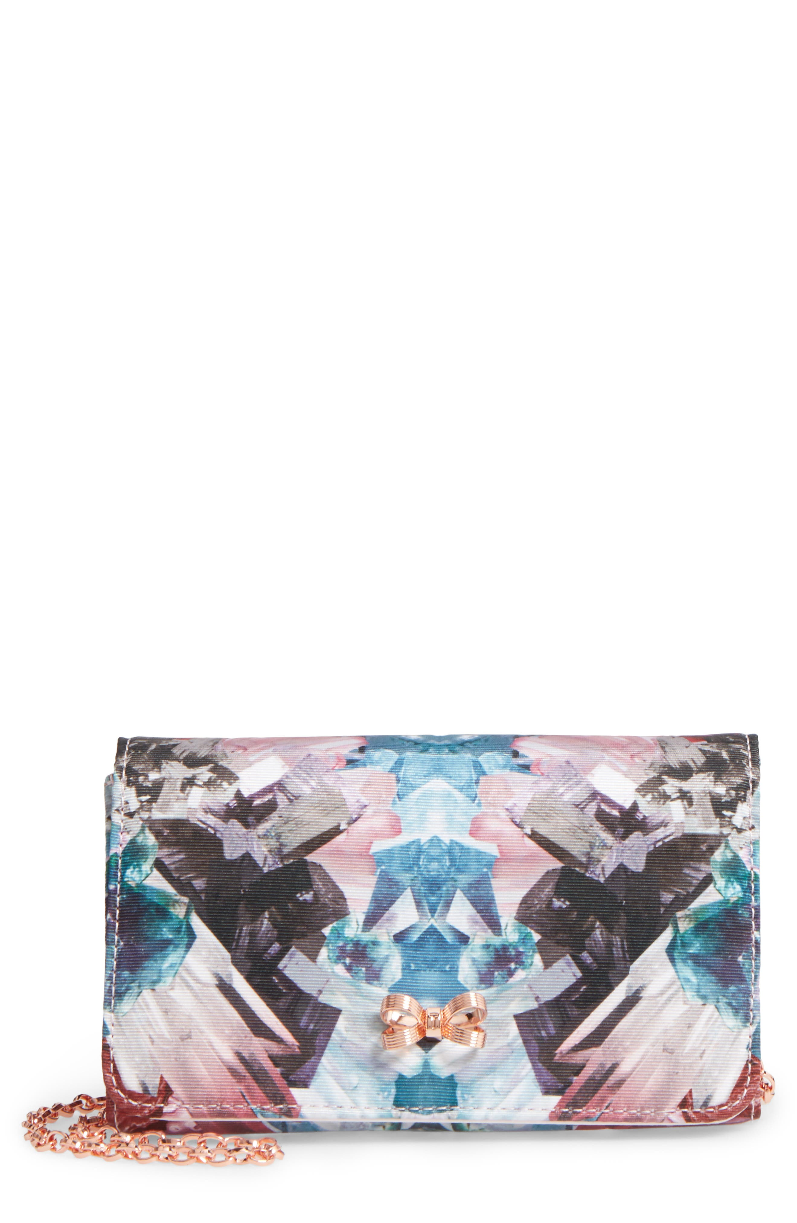 Alternate Image 1 Selected - Ted Baker London Marini Convertible Clutch