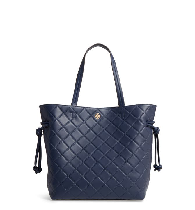 Tory Burch Georgia Slouchy Quilted Leather Tote | Nordstrom : tory burch quilted tote - Adamdwight.com