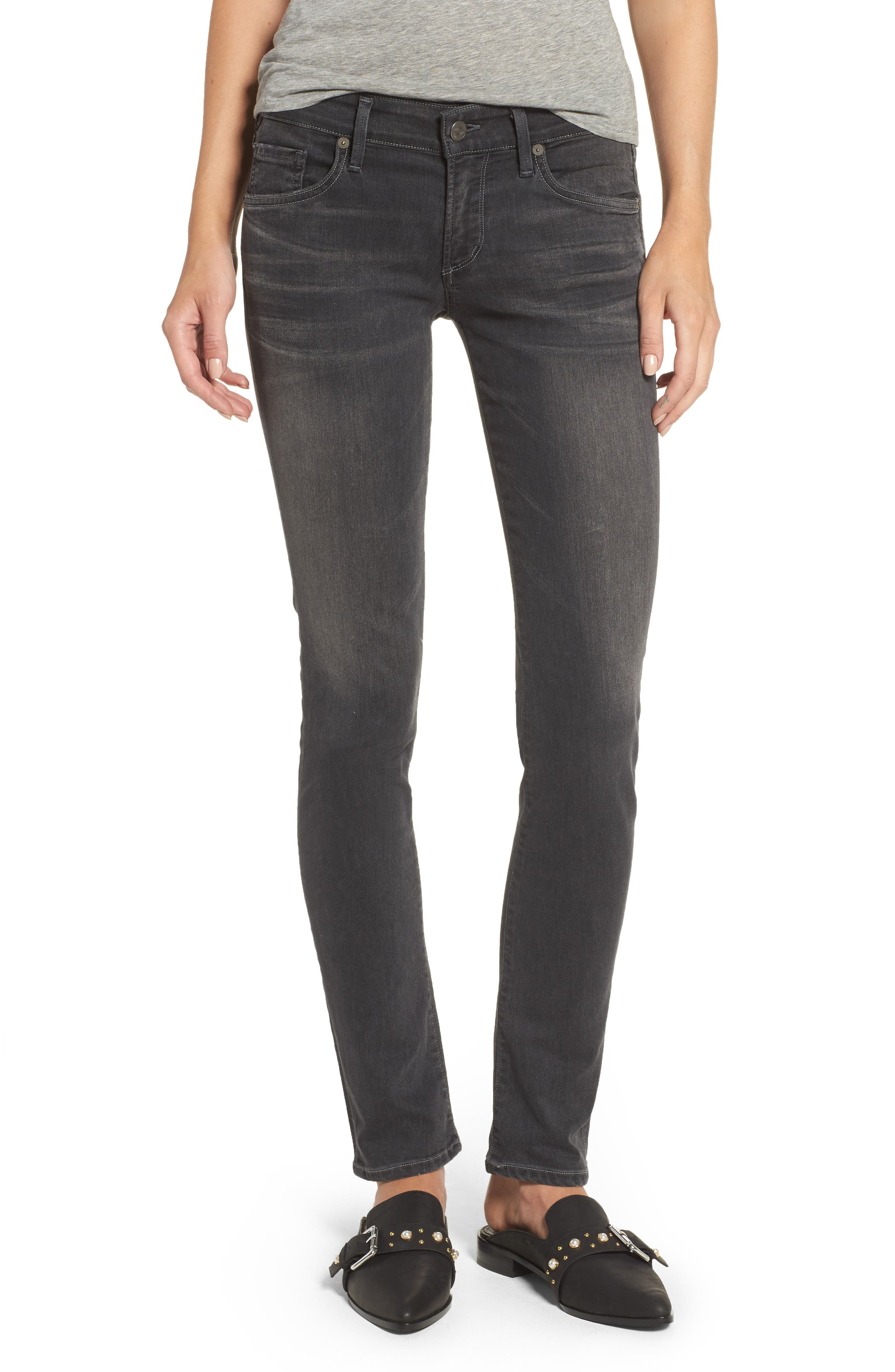 Citizens of Humanity Racer Skinny Jeans (Decibel)