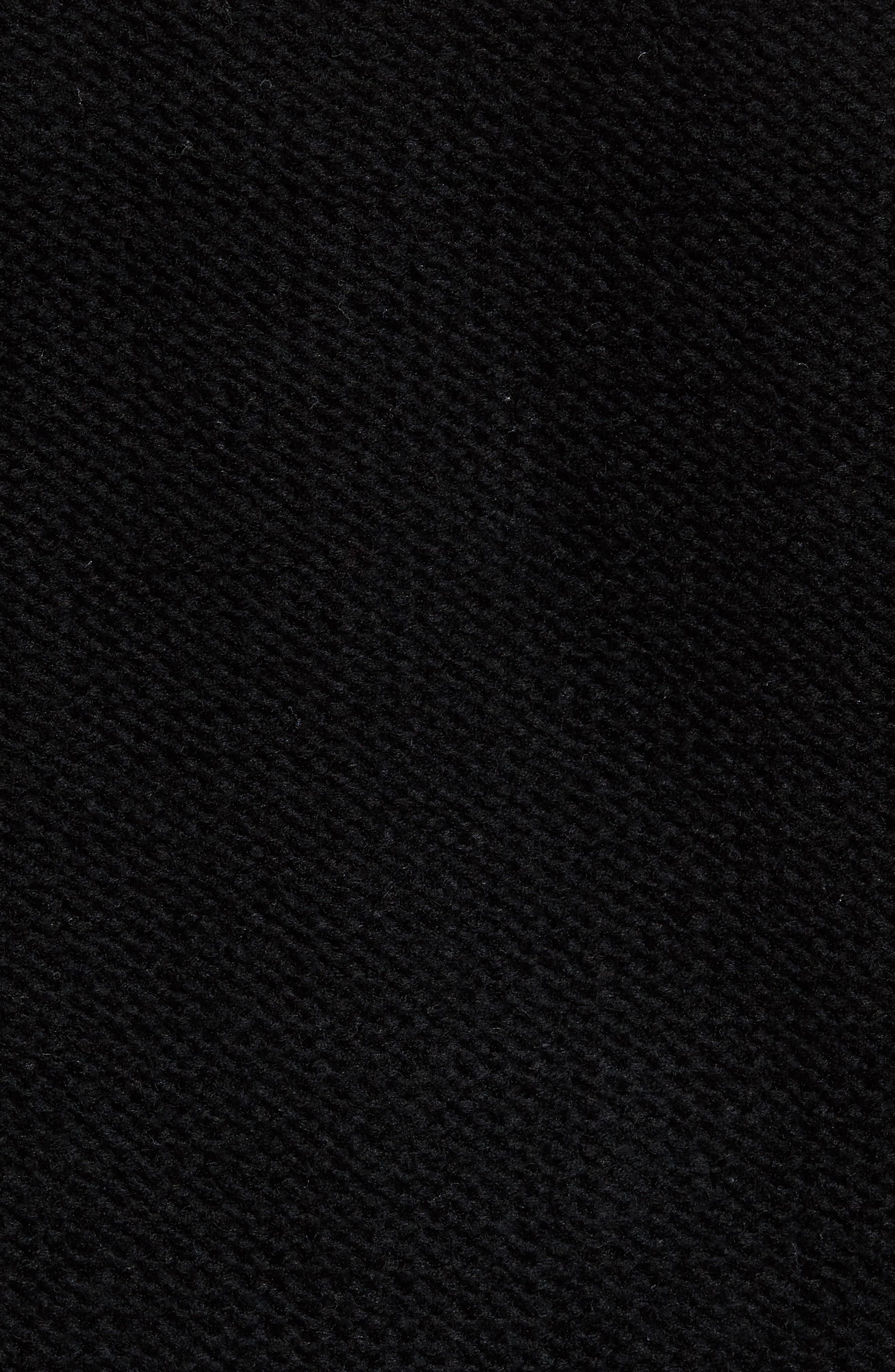 Blume Sweater,                             Alternate thumbnail 5, color,                             Black Boom