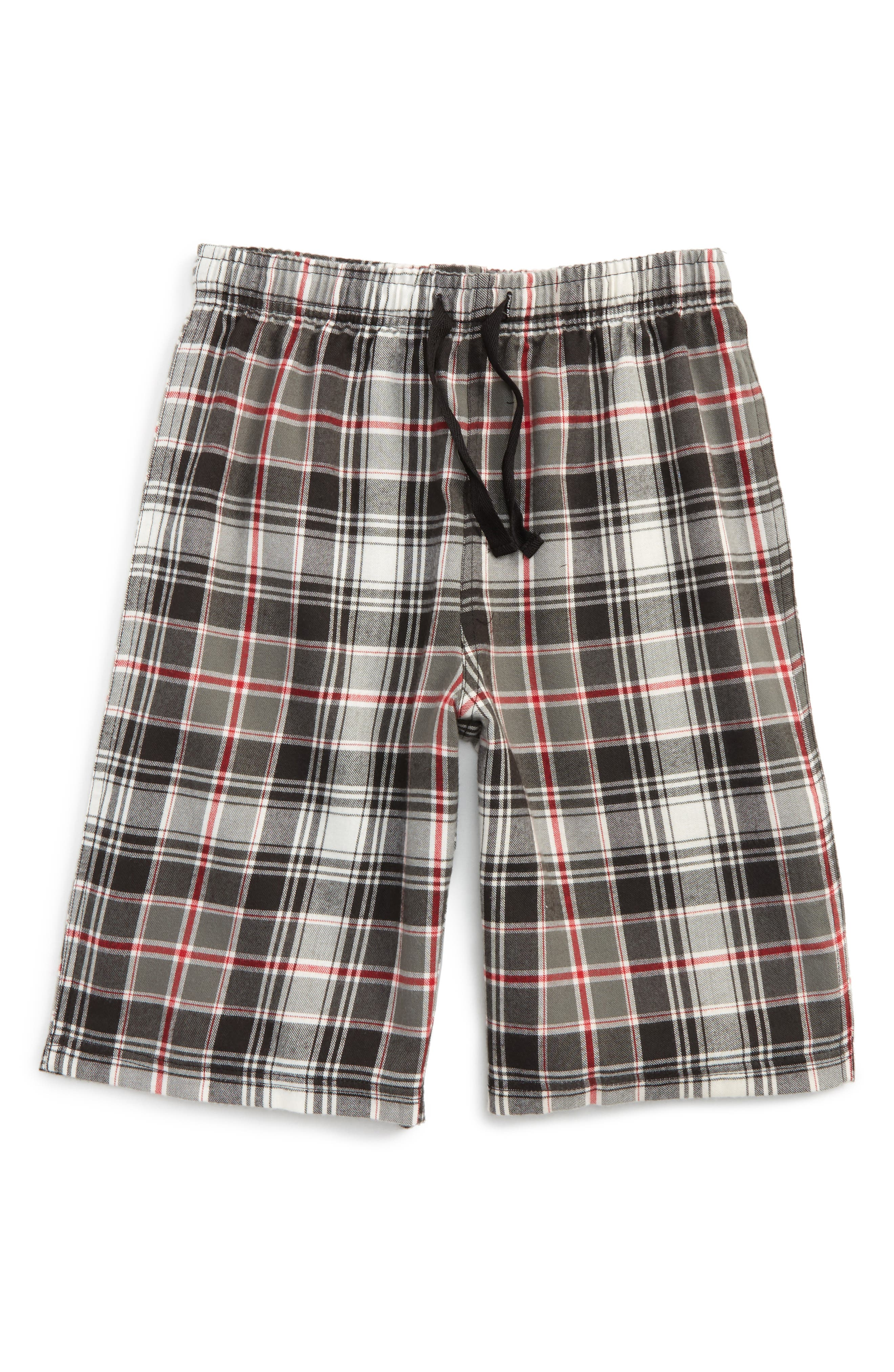 Tucker + Tate Flannel Shorts (Big Boys)