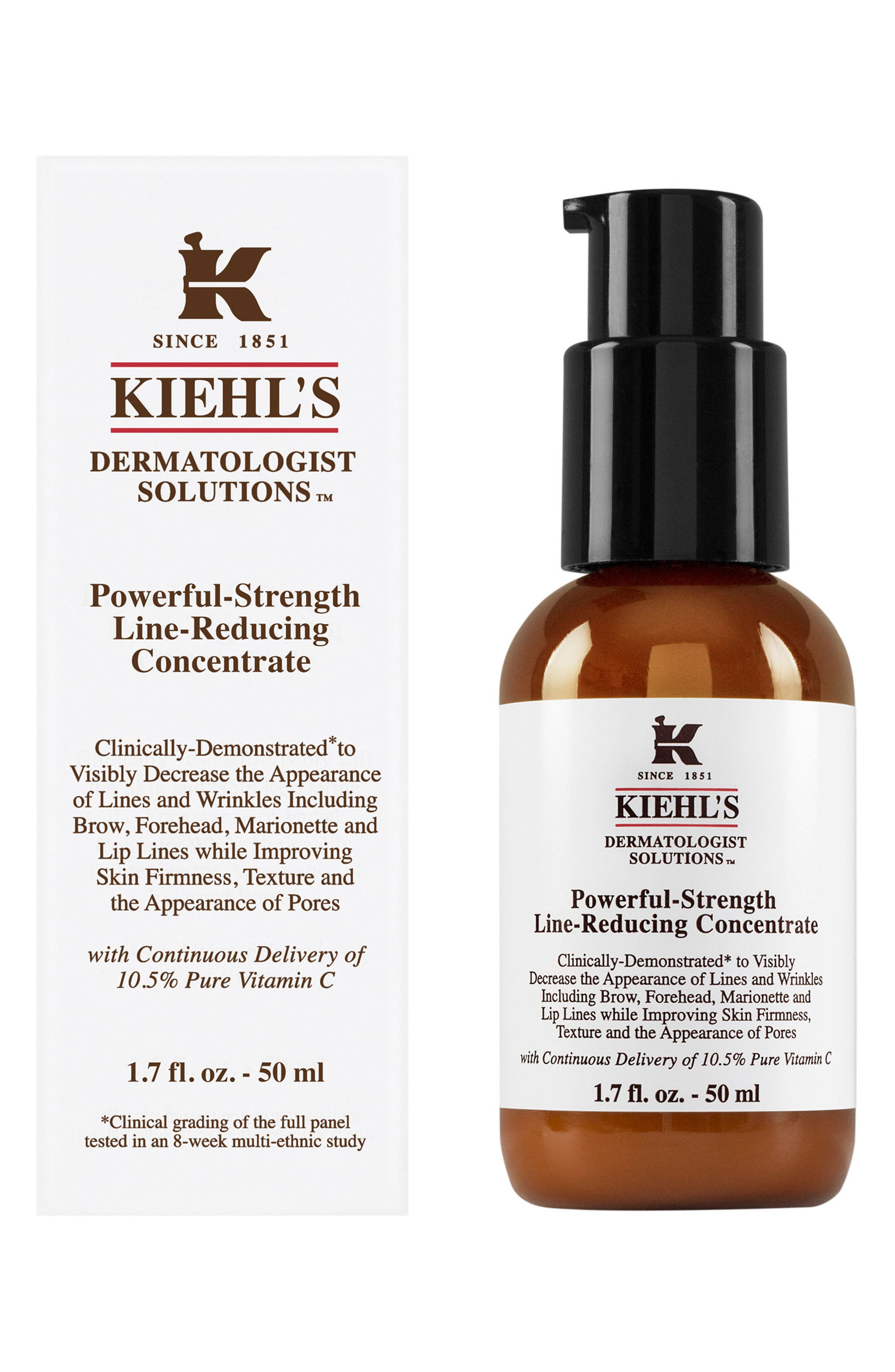 Alternate Image 4  - Kiehl's Since 1851 'Powerful-Strength' Line-Reducing Concentrate