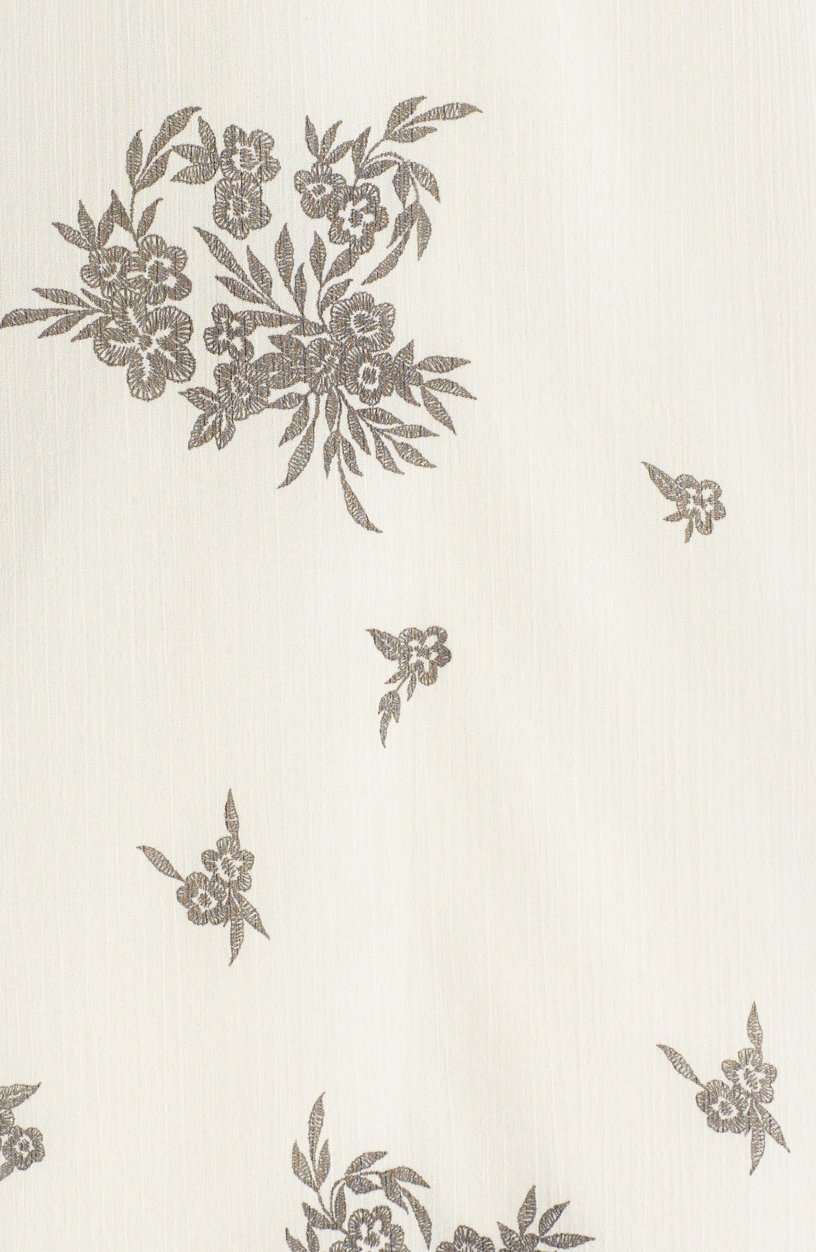 Alternate Image 5  - As U Wish Ruffle Sleeve Dress