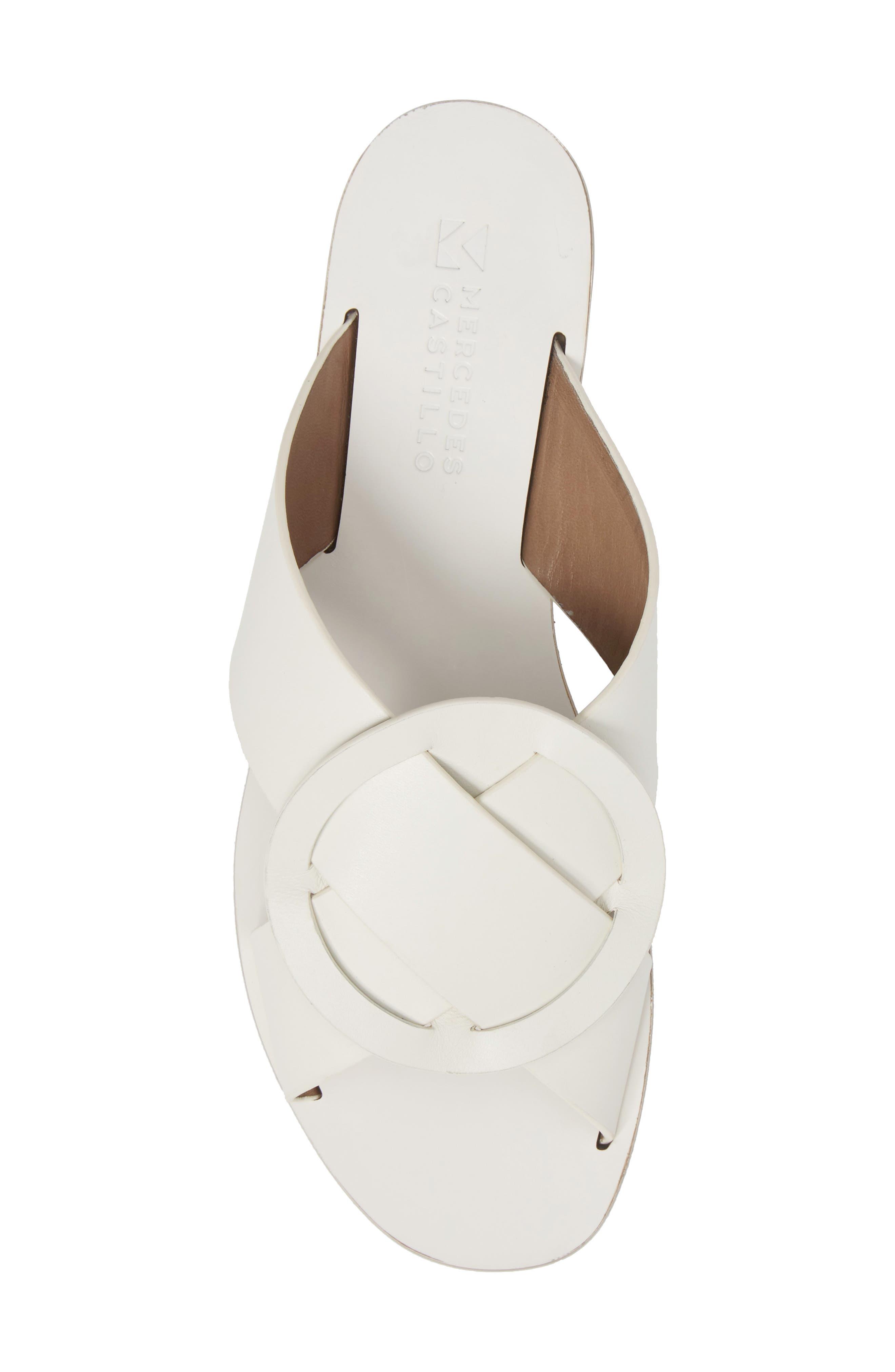 Alternate Image 5  - Mercedes Castillo Carlein Slide Sandal (Women)