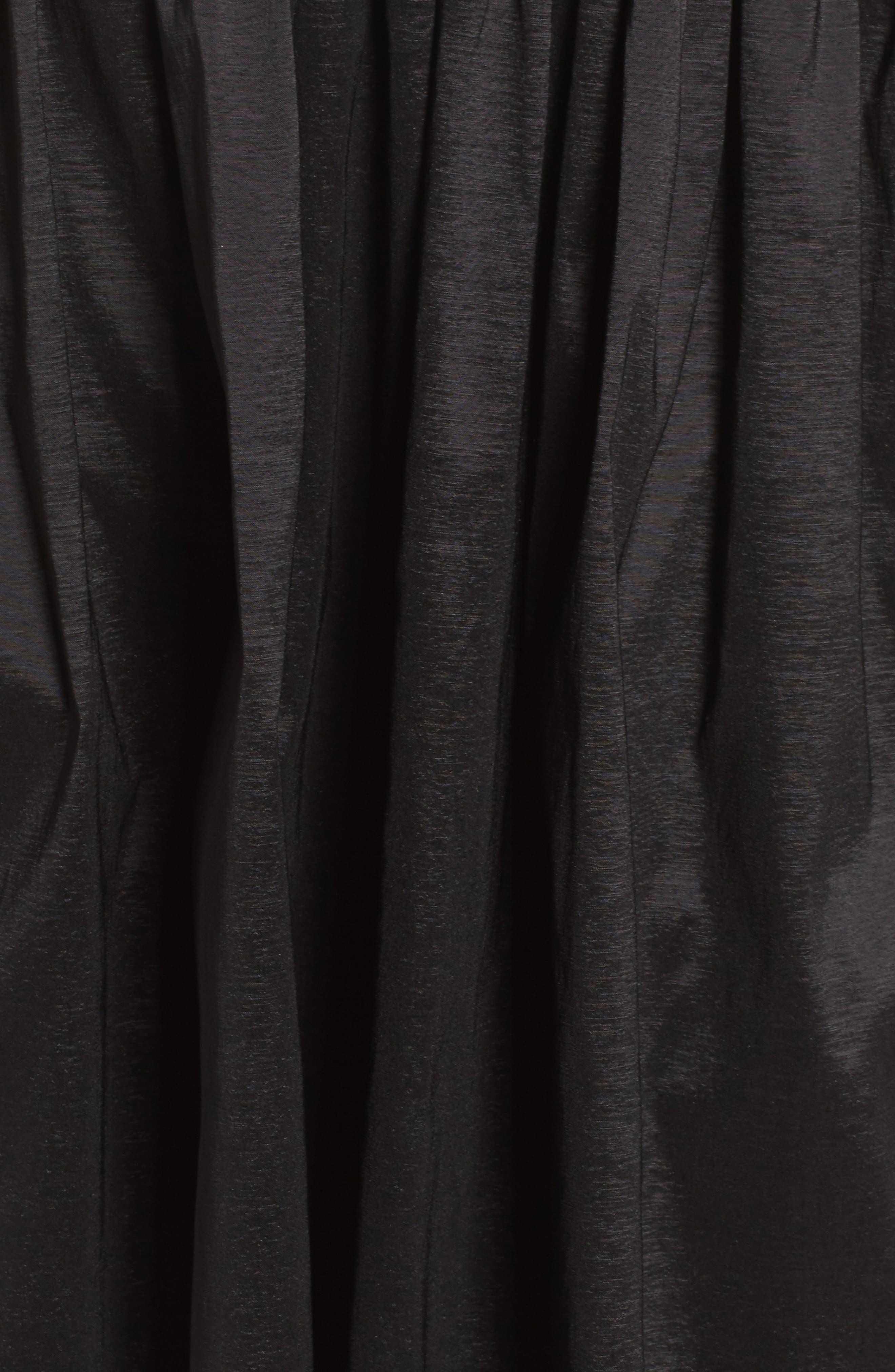Alternate Image 5  - Eliza J Pleated Shirtdress