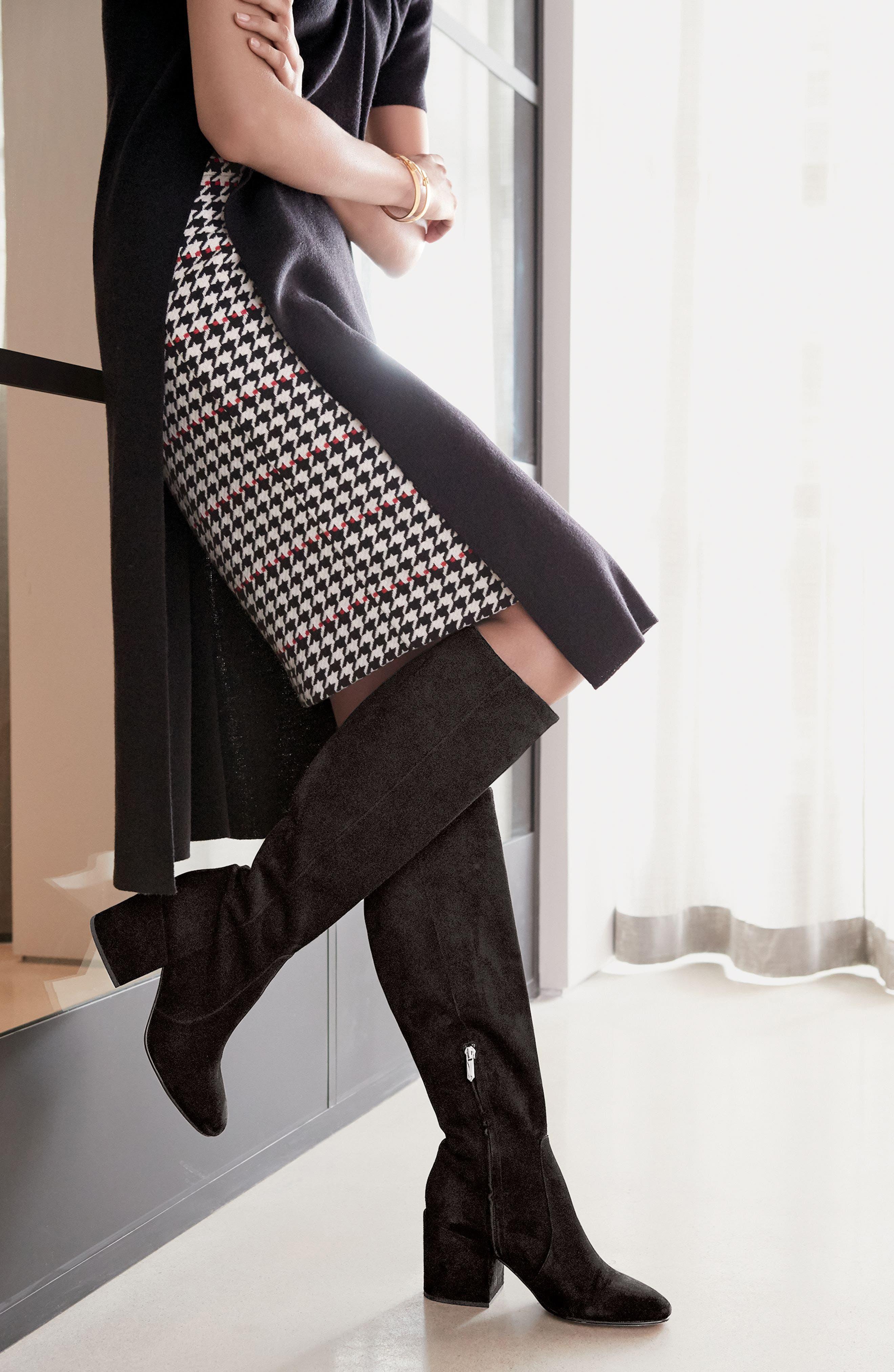 Alternate Image 7  - BOSS Vulnona Skirt