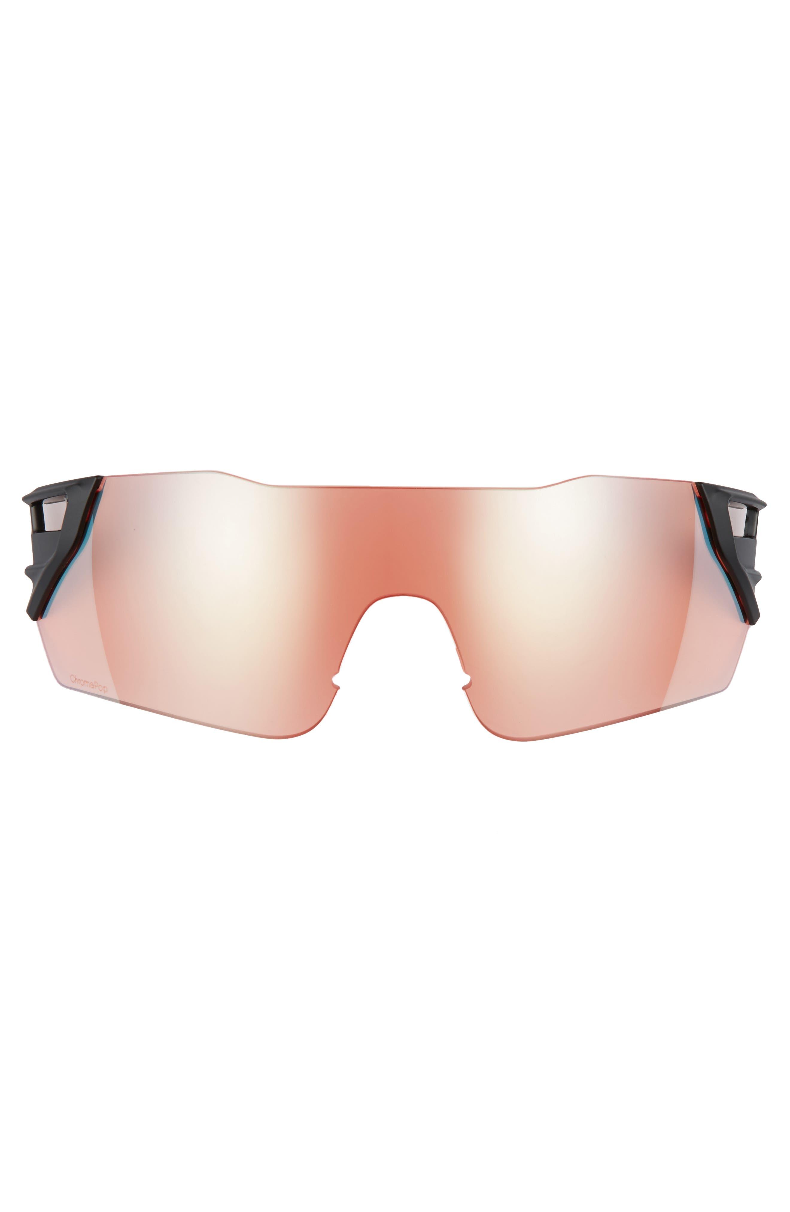 Alternate Image 4  - Smith Attack 125mm ChromaPop™ Polarized Shield Sunglasses