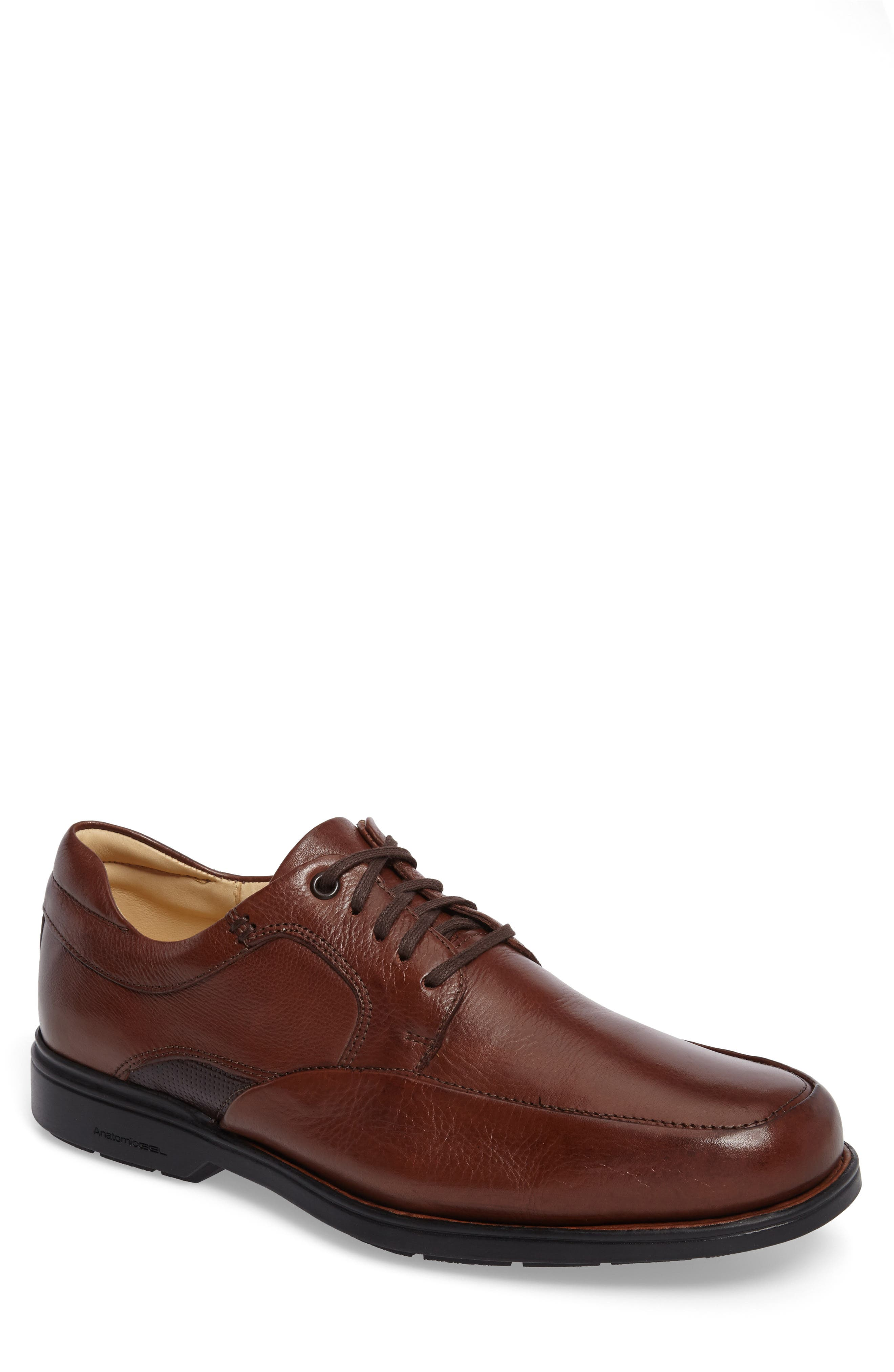 Anatomic & Co. Dracena Moc Toe Derby (Men)