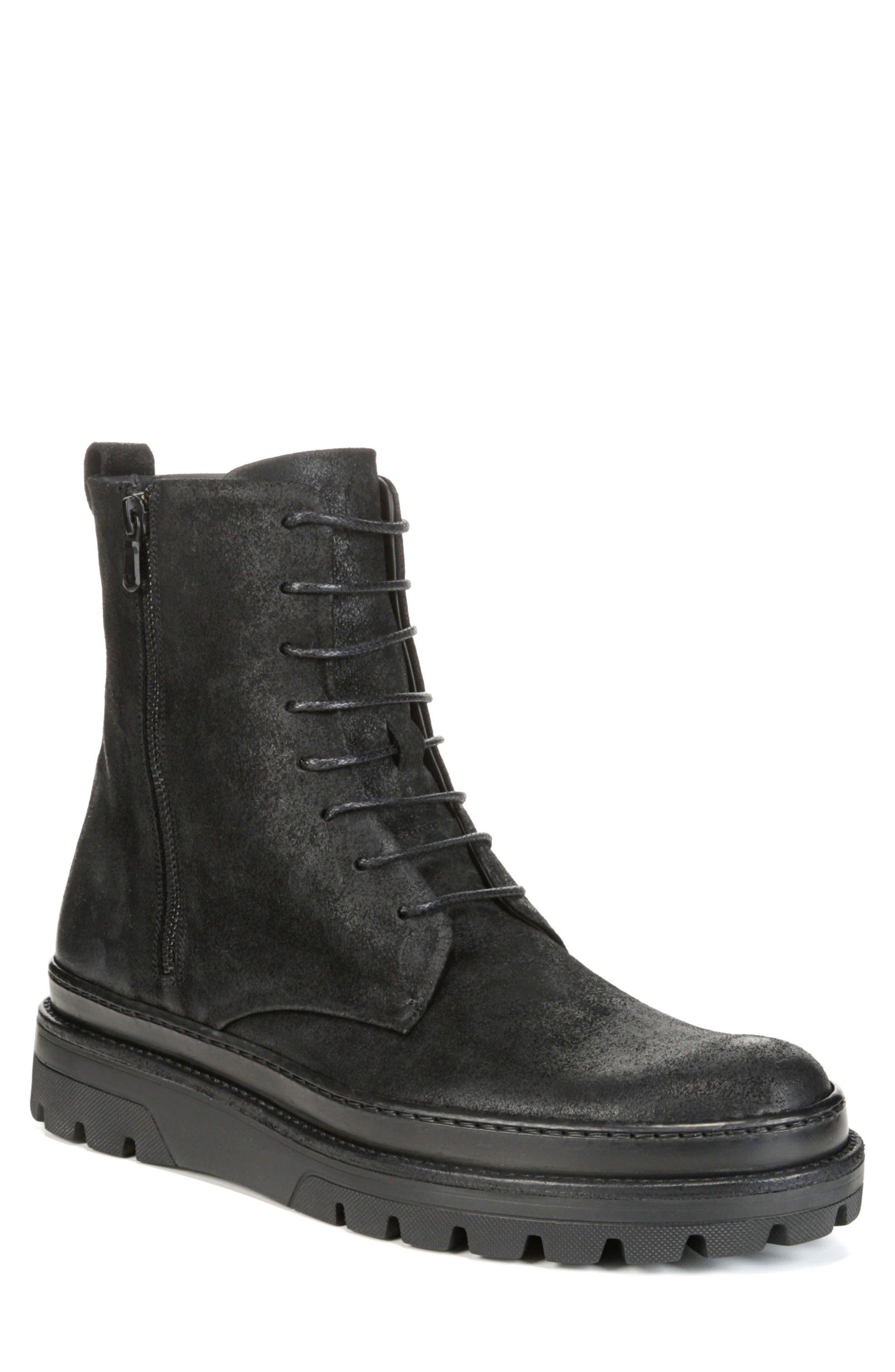 Vince Edgar Plain Toe Boot (Men)