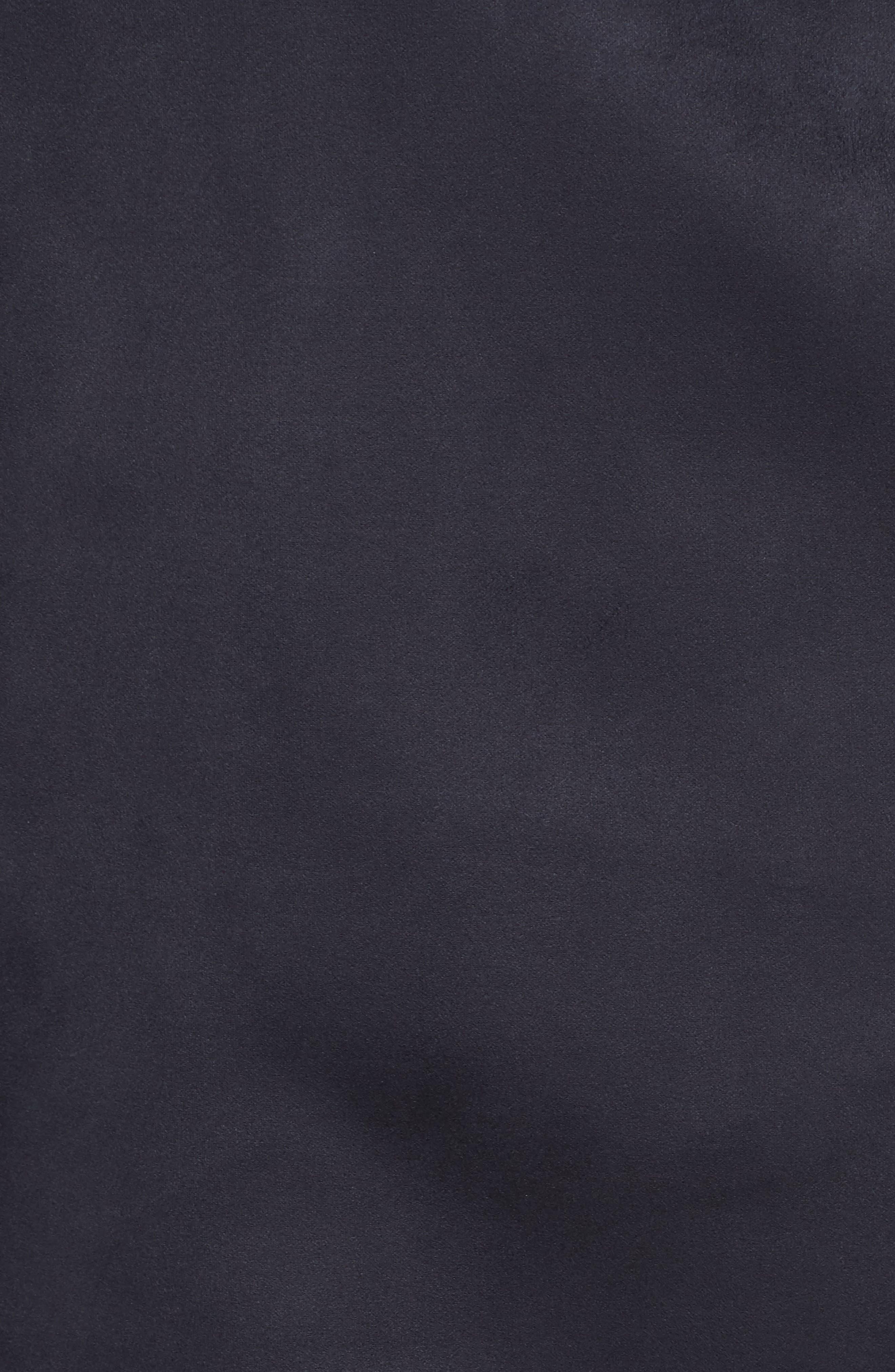 Alternate Image 5  - Persona by Marina Rinaldi Napoli Faux Sude Duster Jacket (Plus Size)