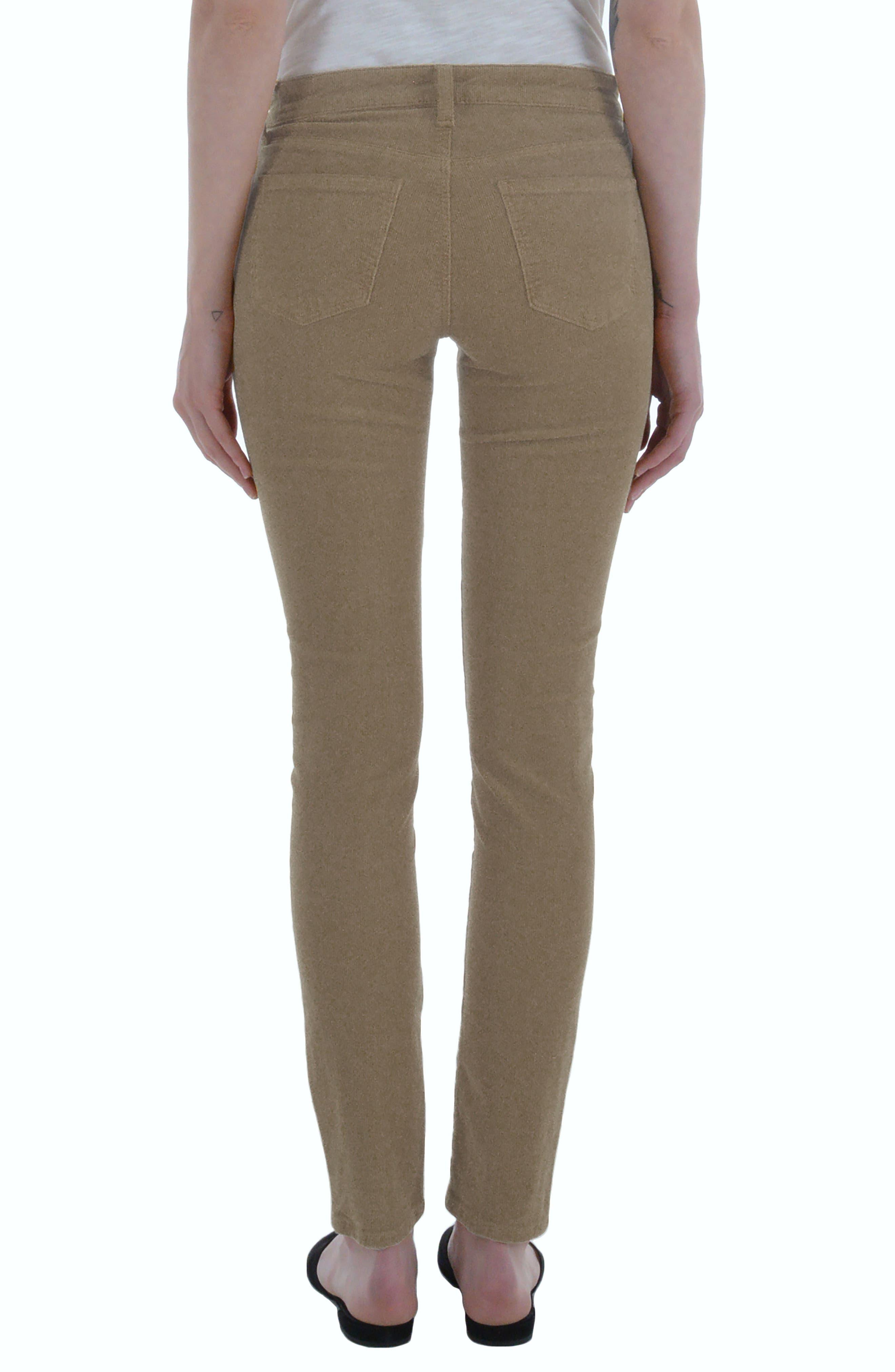 Alternate Image 2  - J Brand Skinny Corduroy Pants