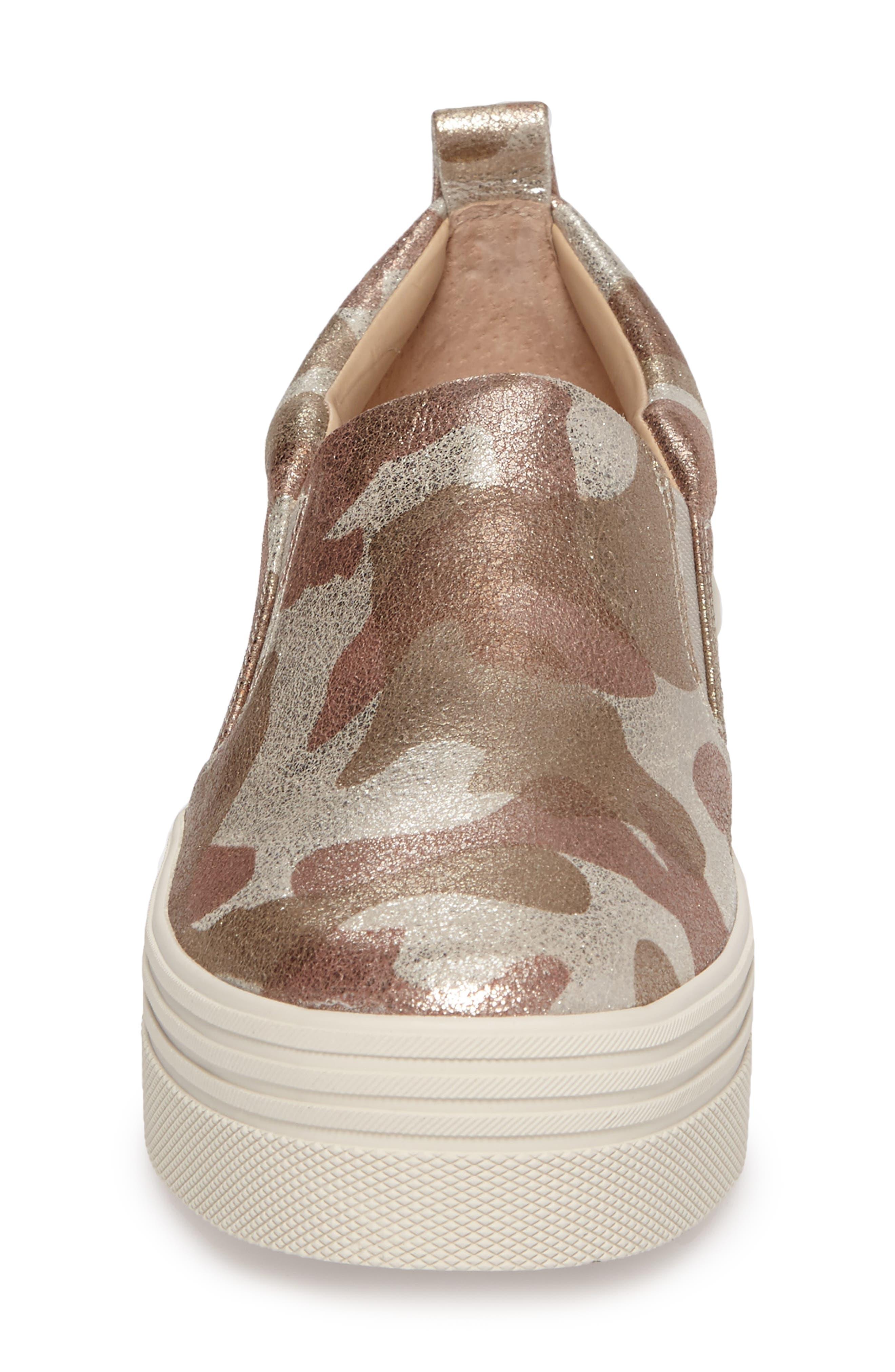 Alternate Image 4  - Marc Fisher LTD Elise Platform Sneaker (Women)
