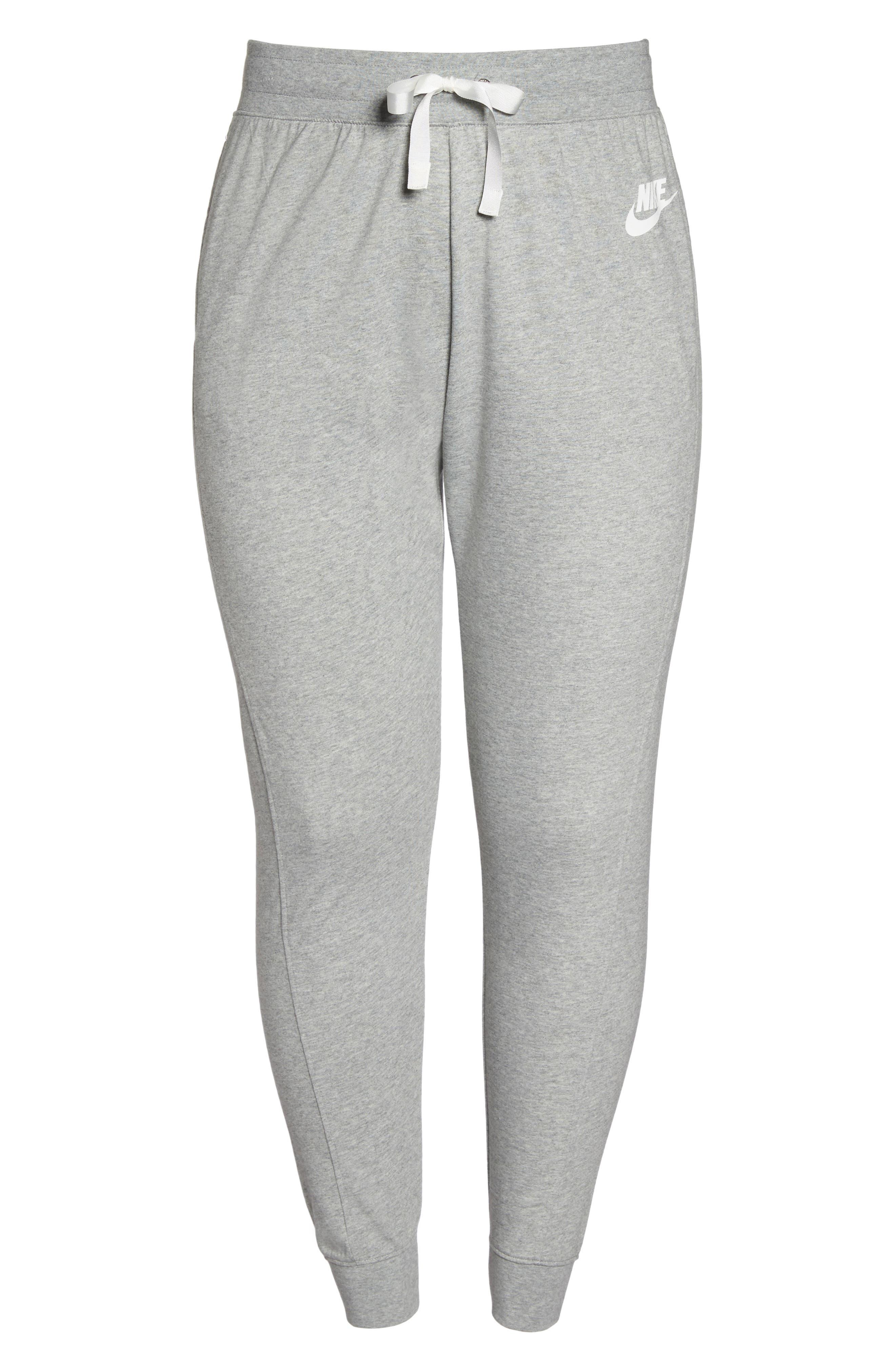 Alternate Image 1 Selected - Nike Sportswear Gym Classic Pants (Plus Size)