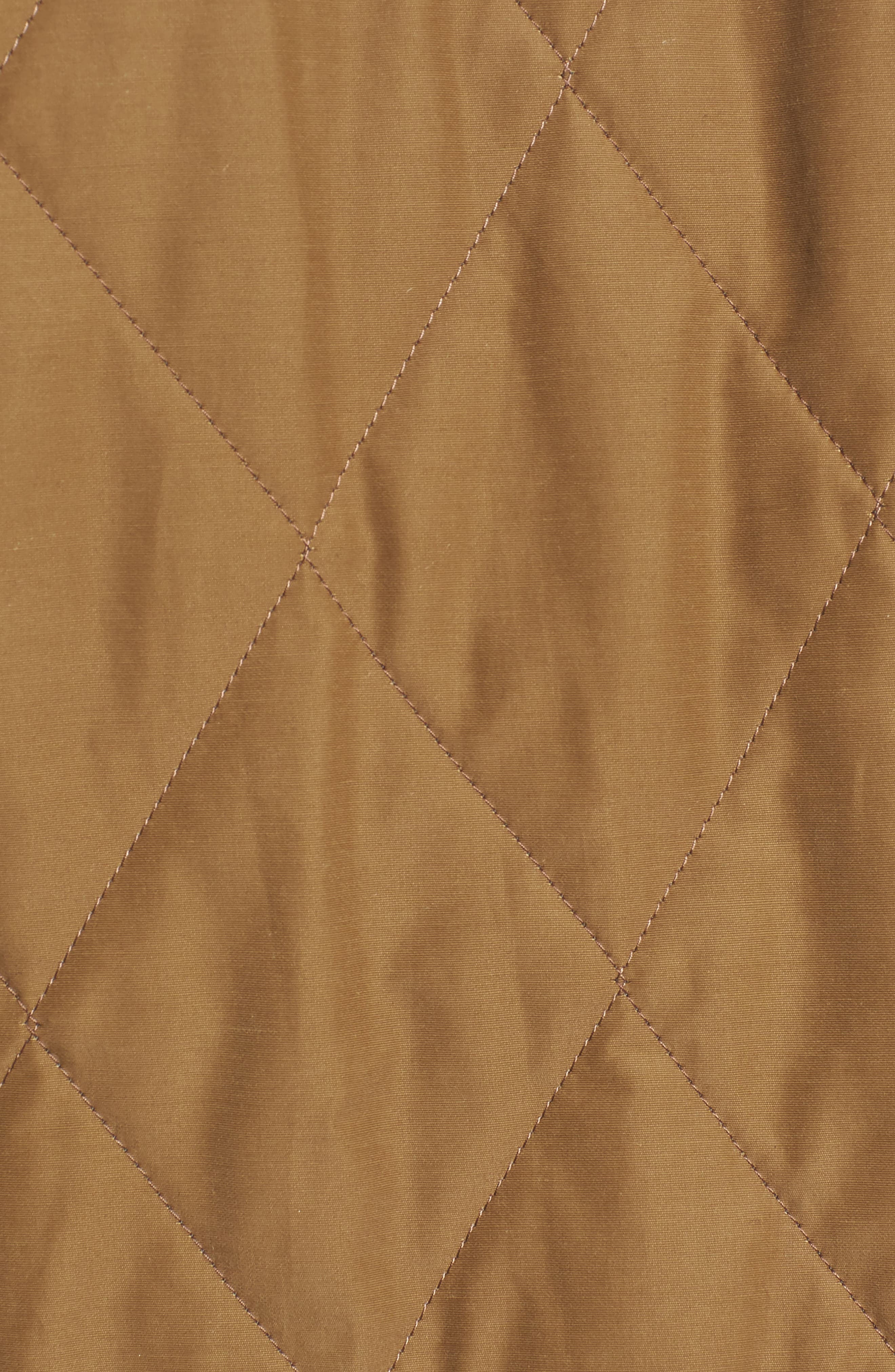 Alternate Image 5  - Filson Quilted Pack Water-Resistant Jacket