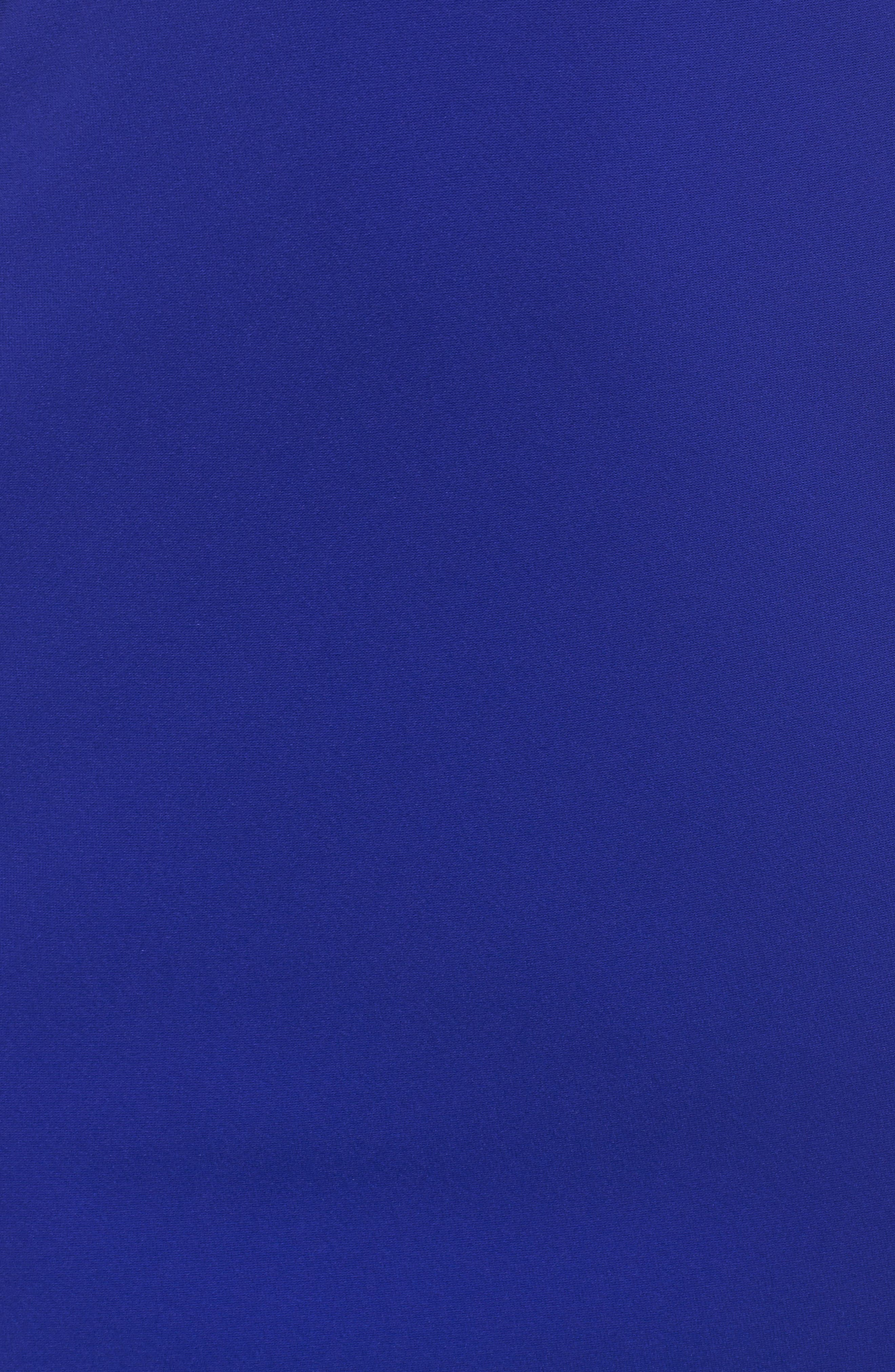 Alternate Image 5  - Mac Duggal Open Back Halter Gown