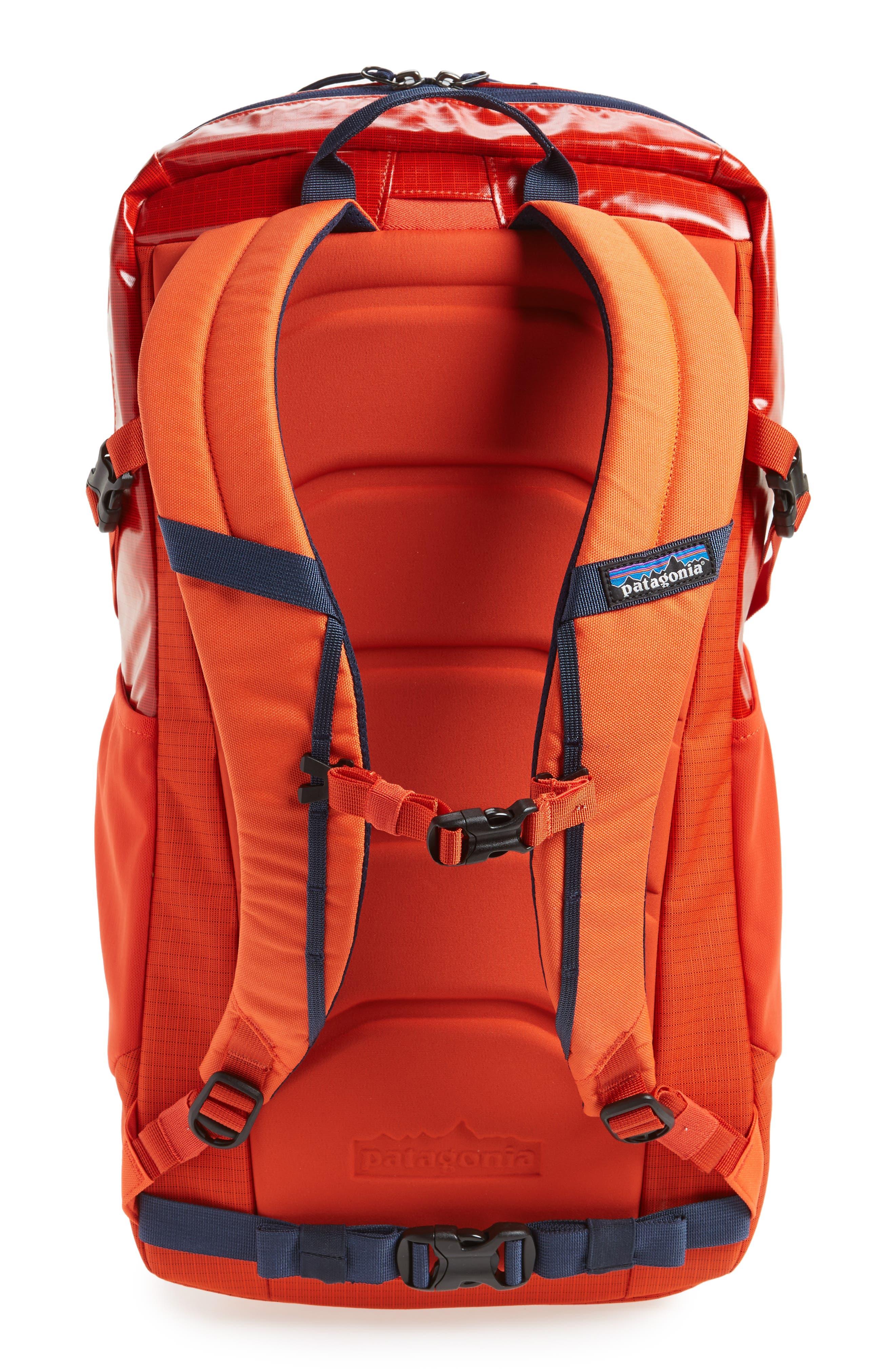Black Hole 30-Liter Backpack,                             Alternate thumbnail 3, color,                             Paintbrush Red