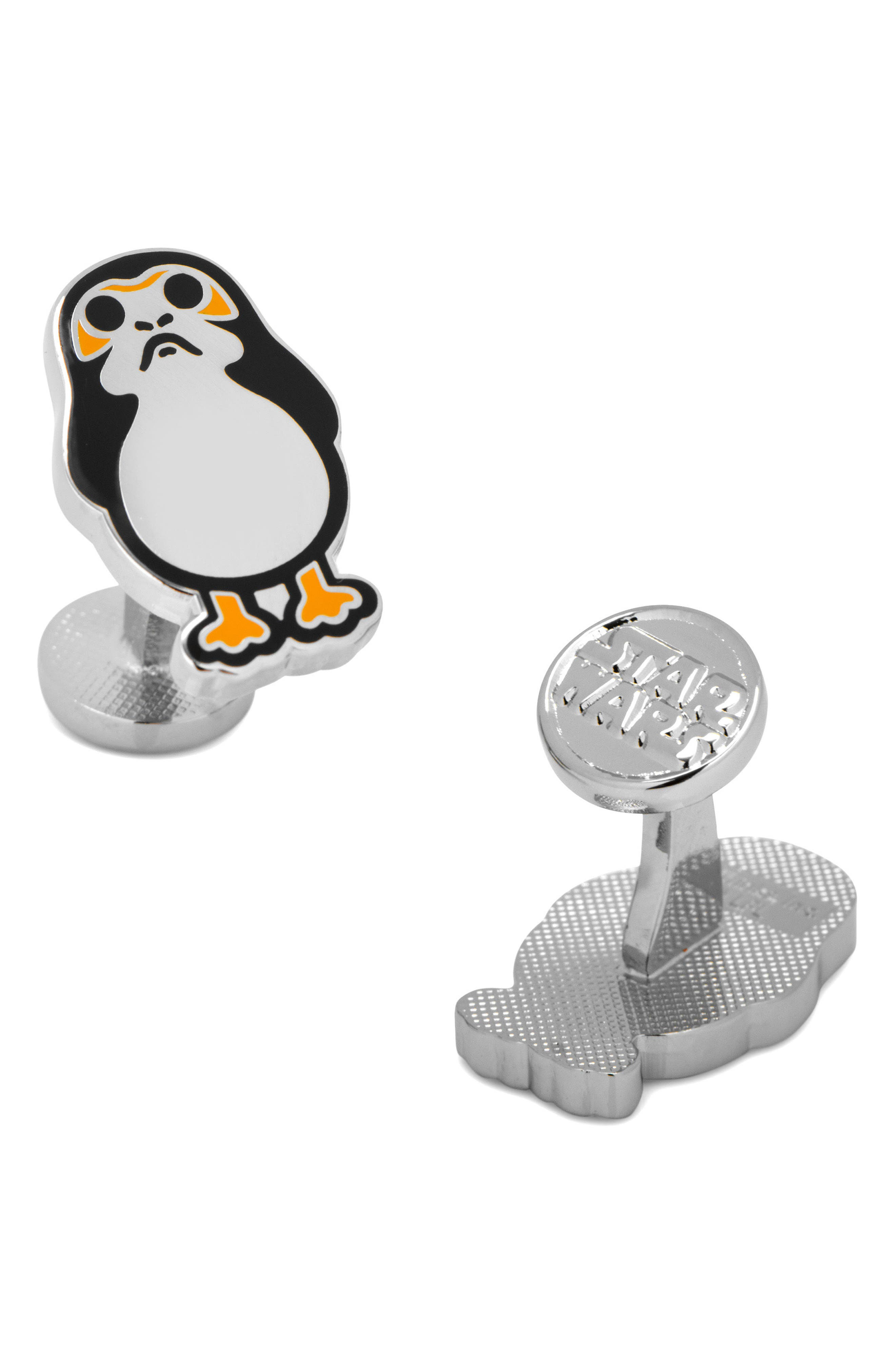 "Cufflinks, Inc. ""Star Wars"" Porg Cuff Links"