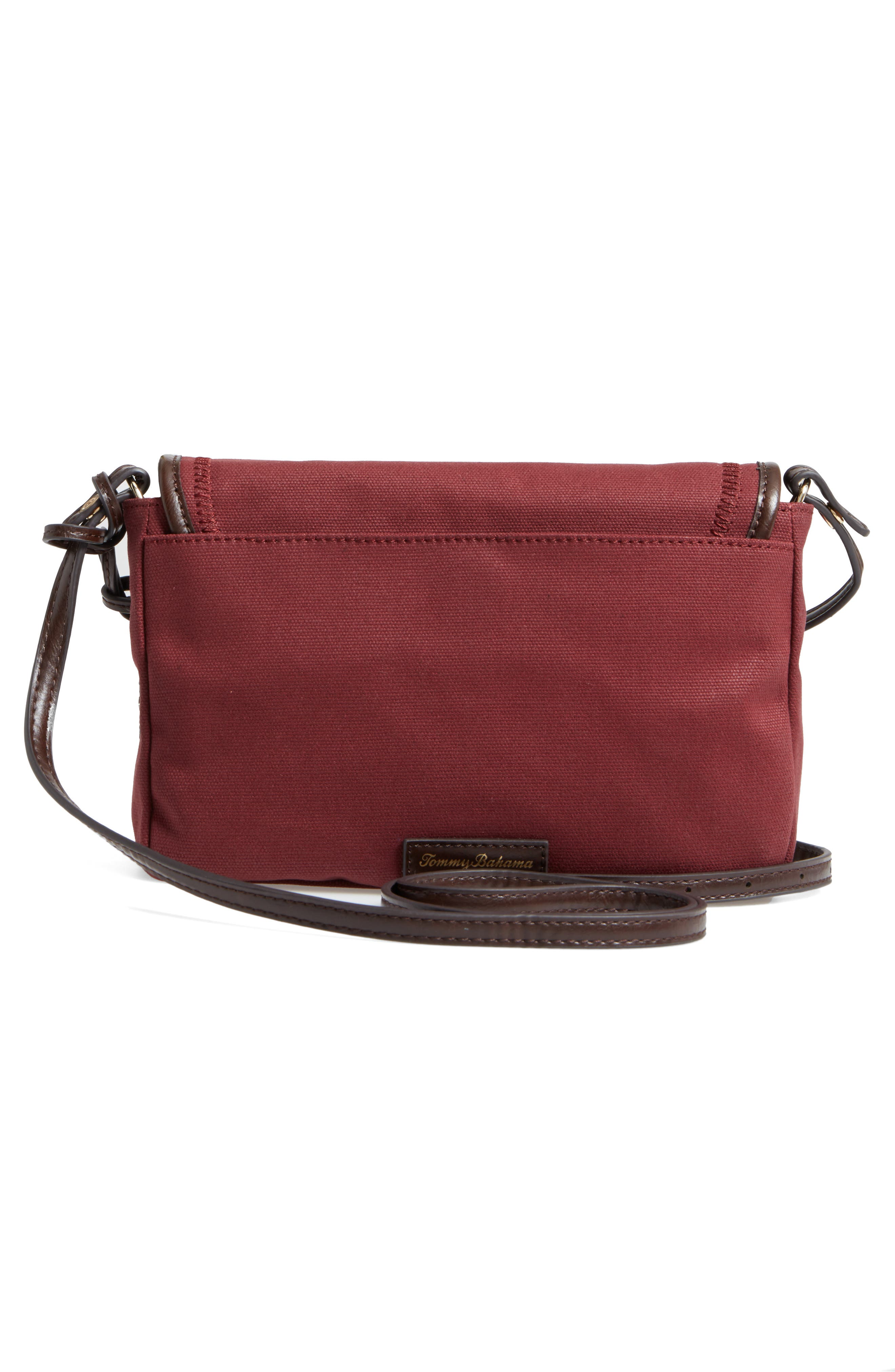 Alternate Image 3  - Tommy Bahama Casbah Convertible Canvas Crossbody Bag