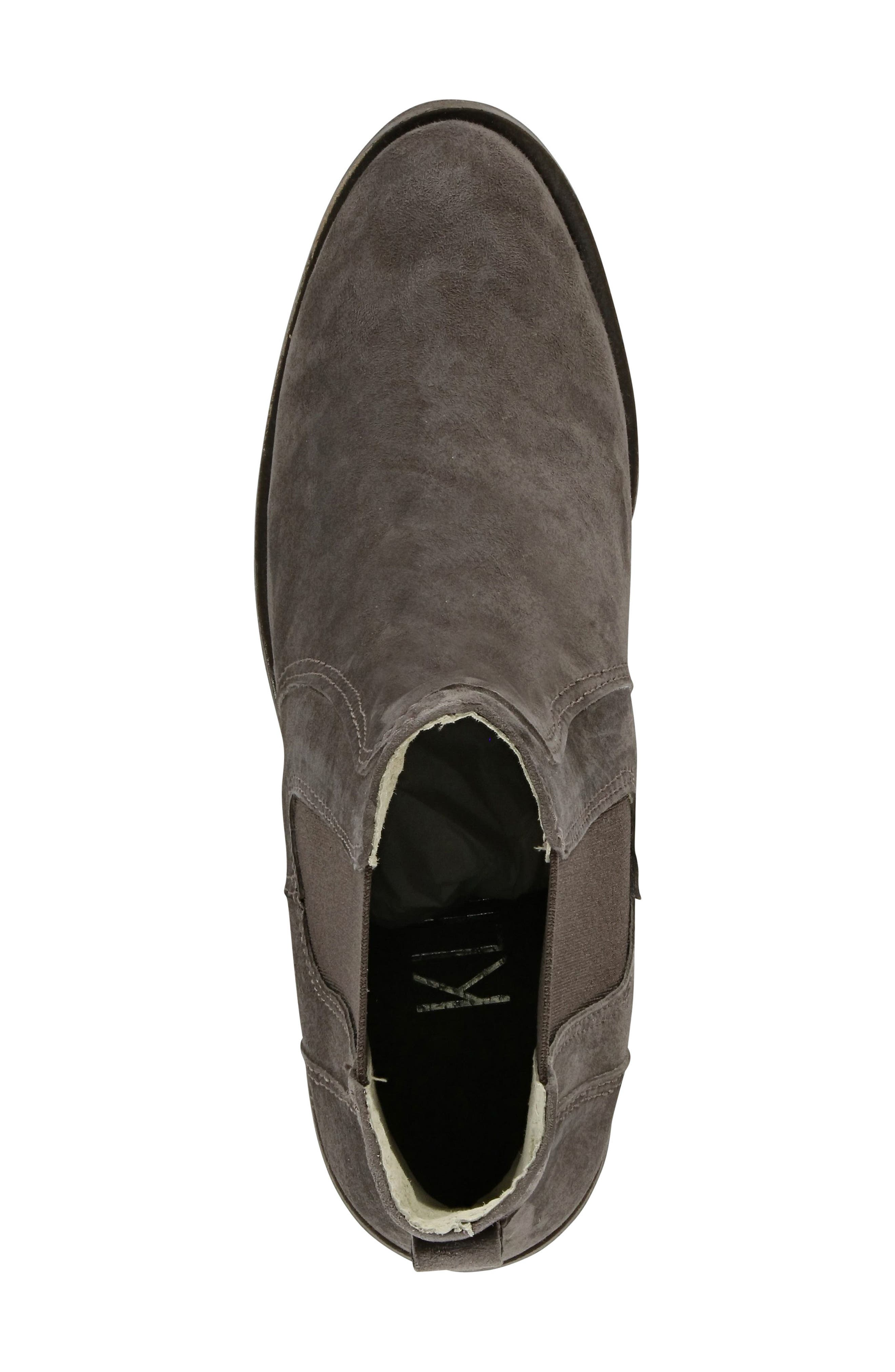 Alternate Image 5  - Klik Darli Platform Chelsea Boot (Women)