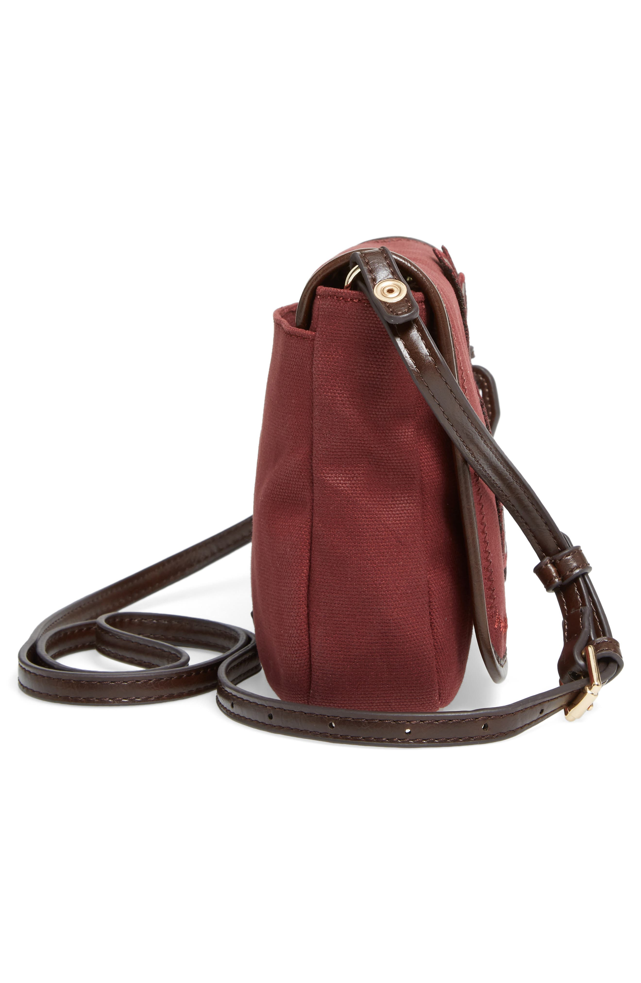 Alternate Image 5  - Tommy Bahama Casbah Convertible Canvas Crossbody Bag