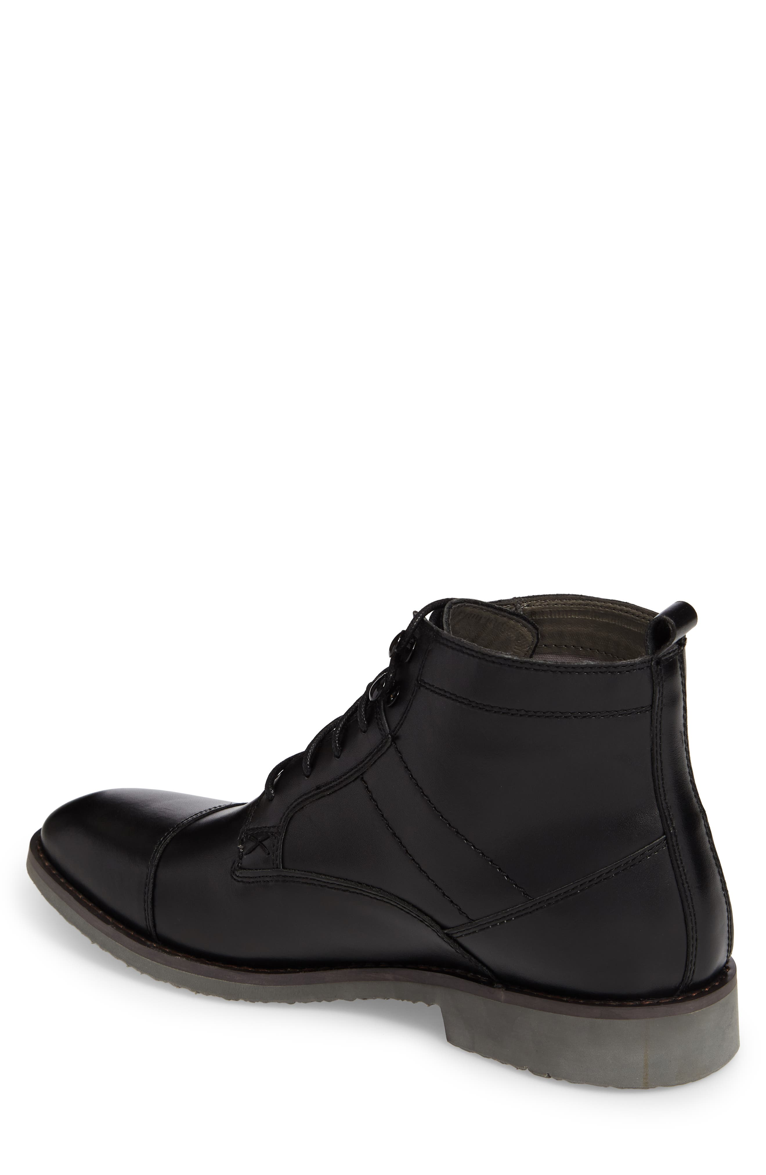 Alternate Image 2  - English Laundry Ensor Cap Toe Boot (Men)