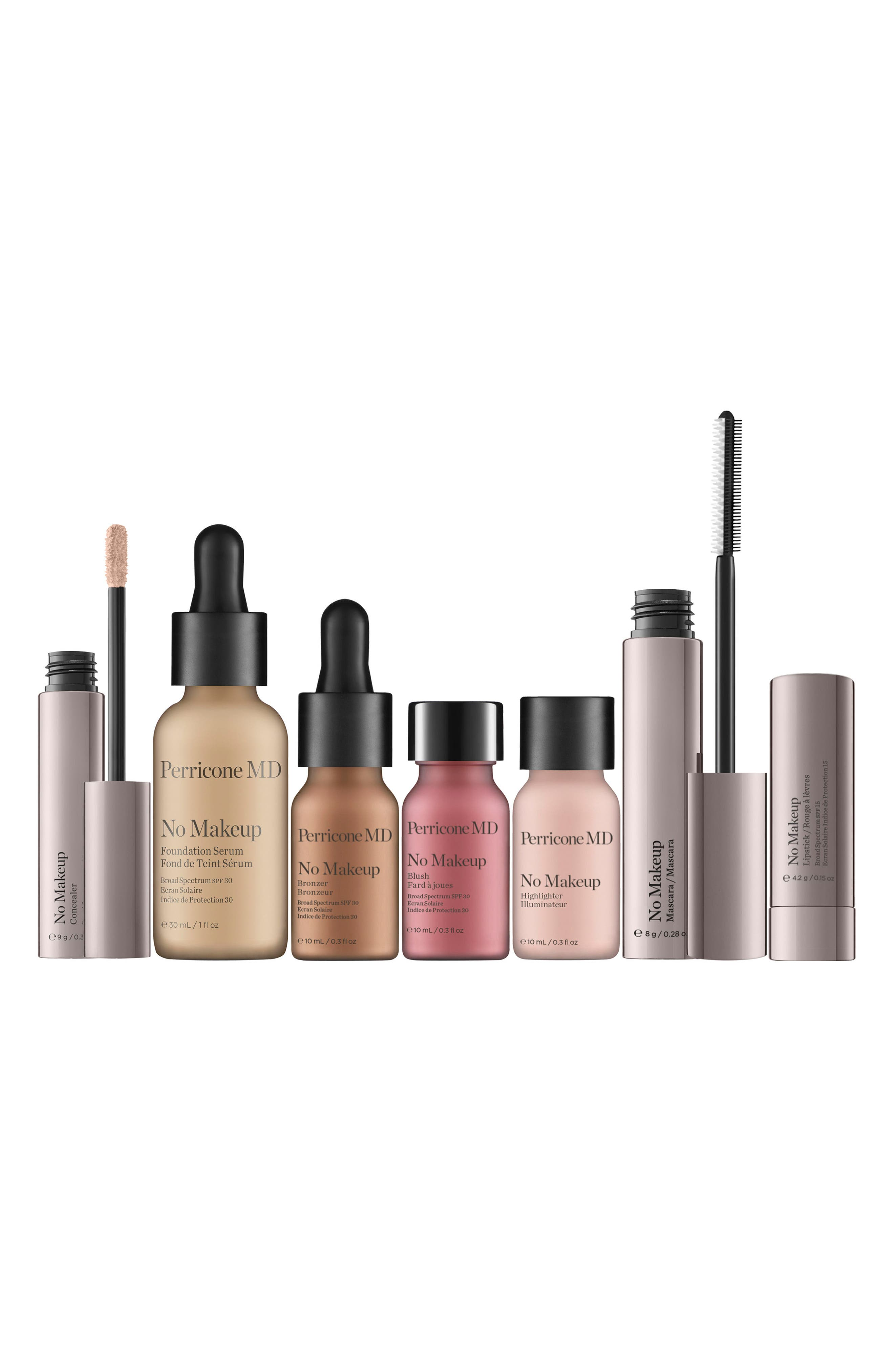 No Makeup Curated Collection,                         Main,                         color, No Color