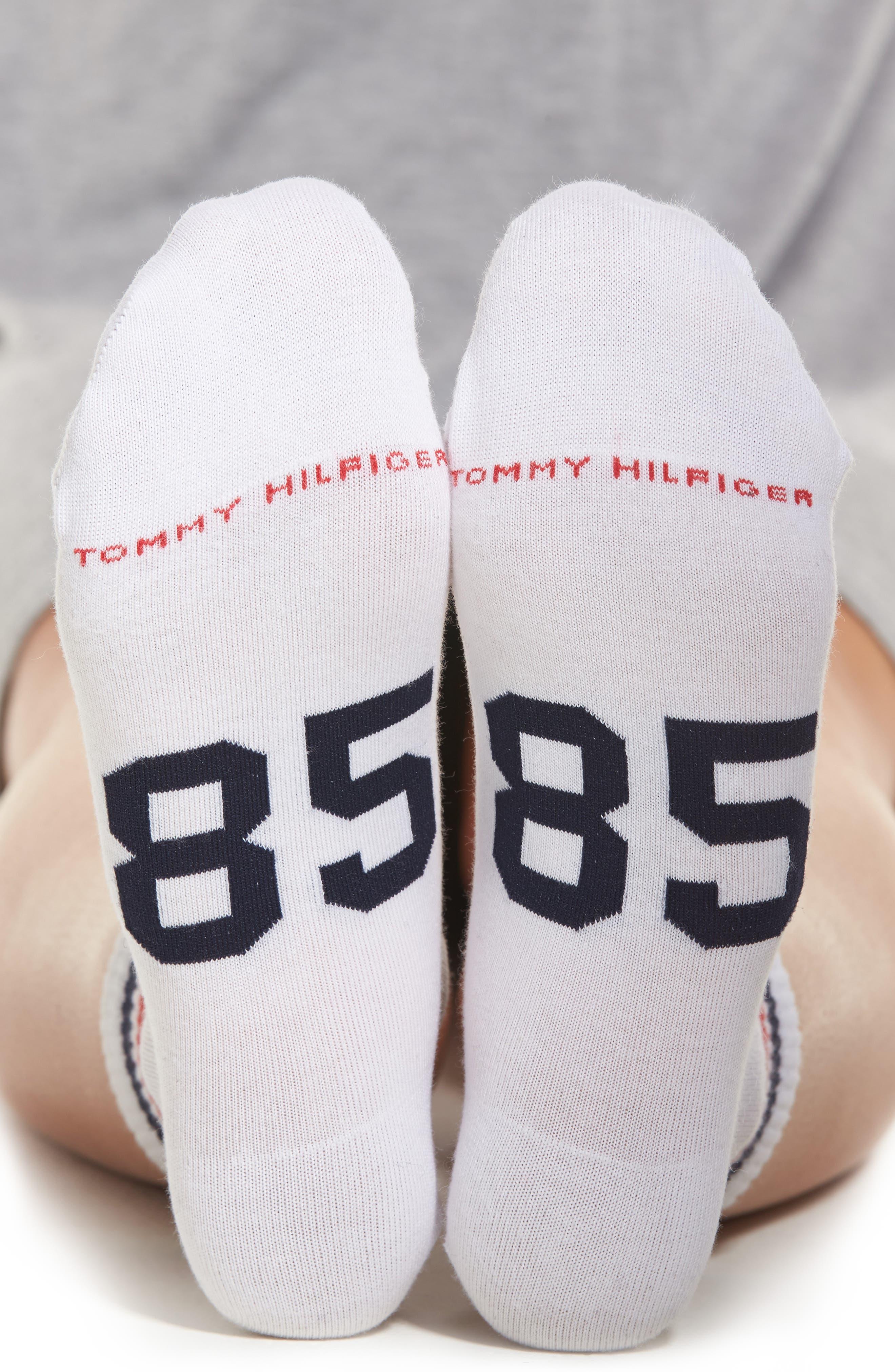 Alternate Image 2  - Tommy Hilfiger Crew Socks