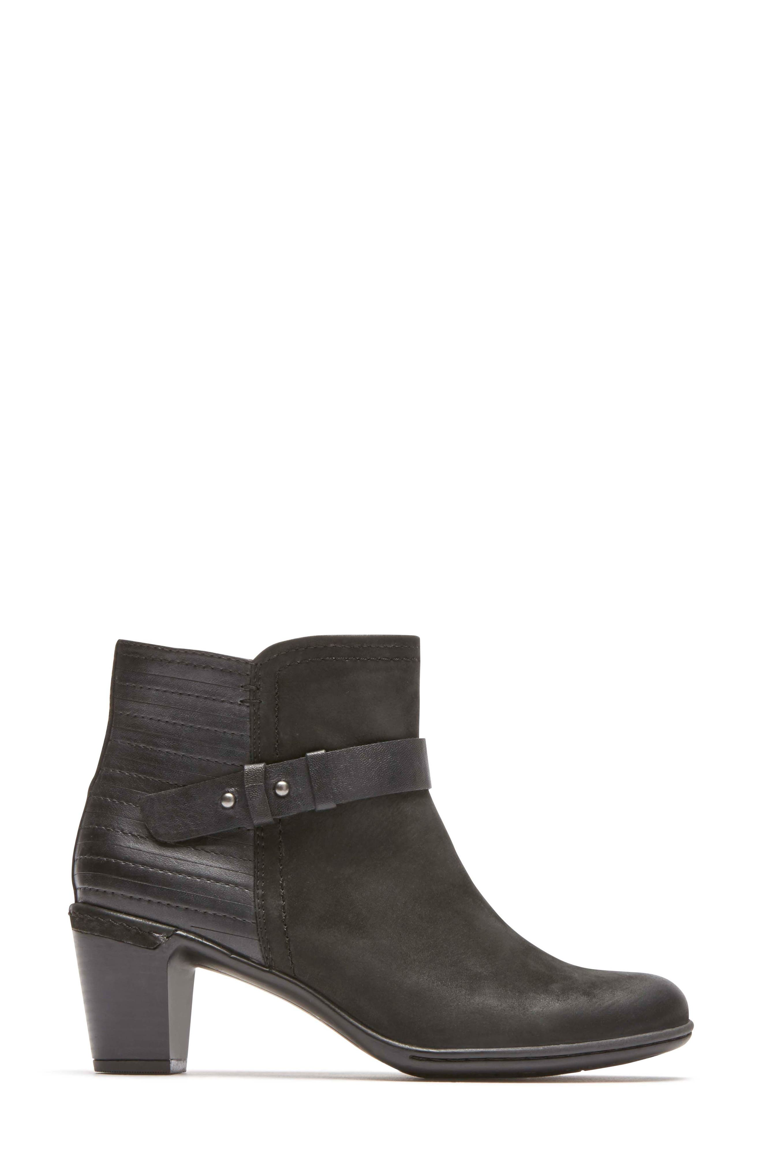 Alternate Image 3  - Rockport Cobb Hill Rashel Buckle Bootie (Women)