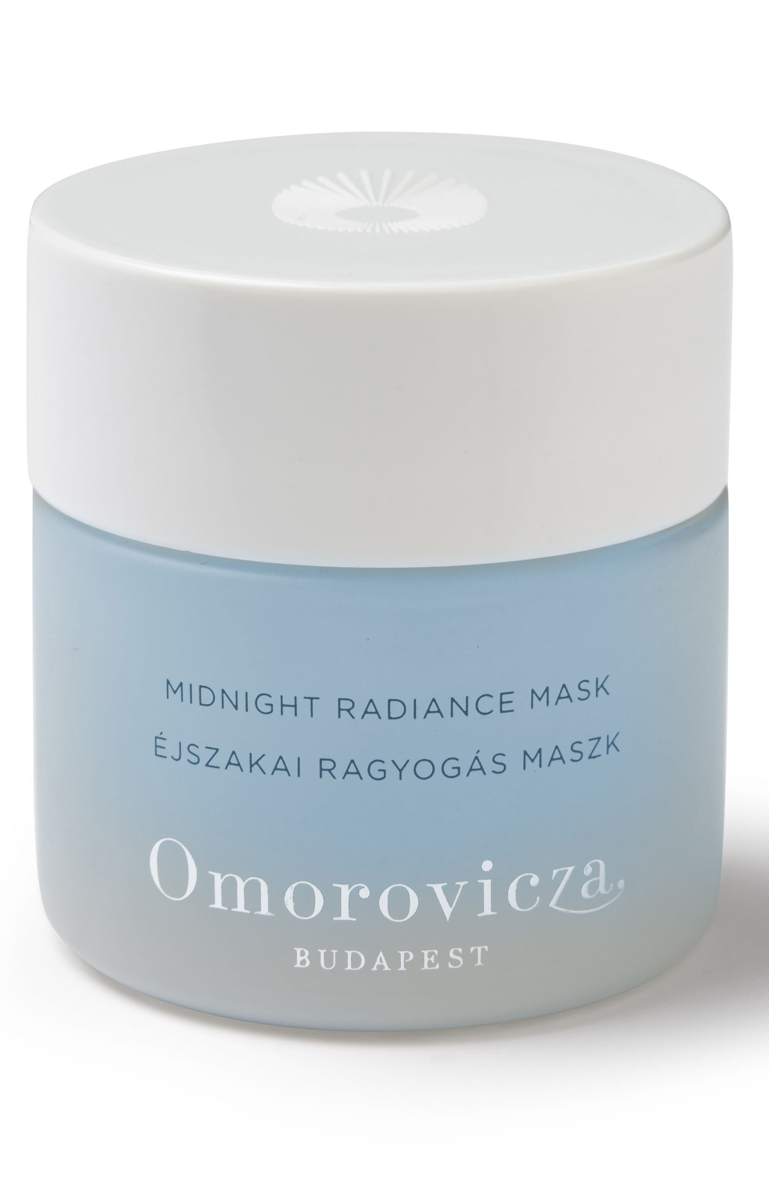 Alternate Image 3  - Omorovicza Midnight Radiance Mask