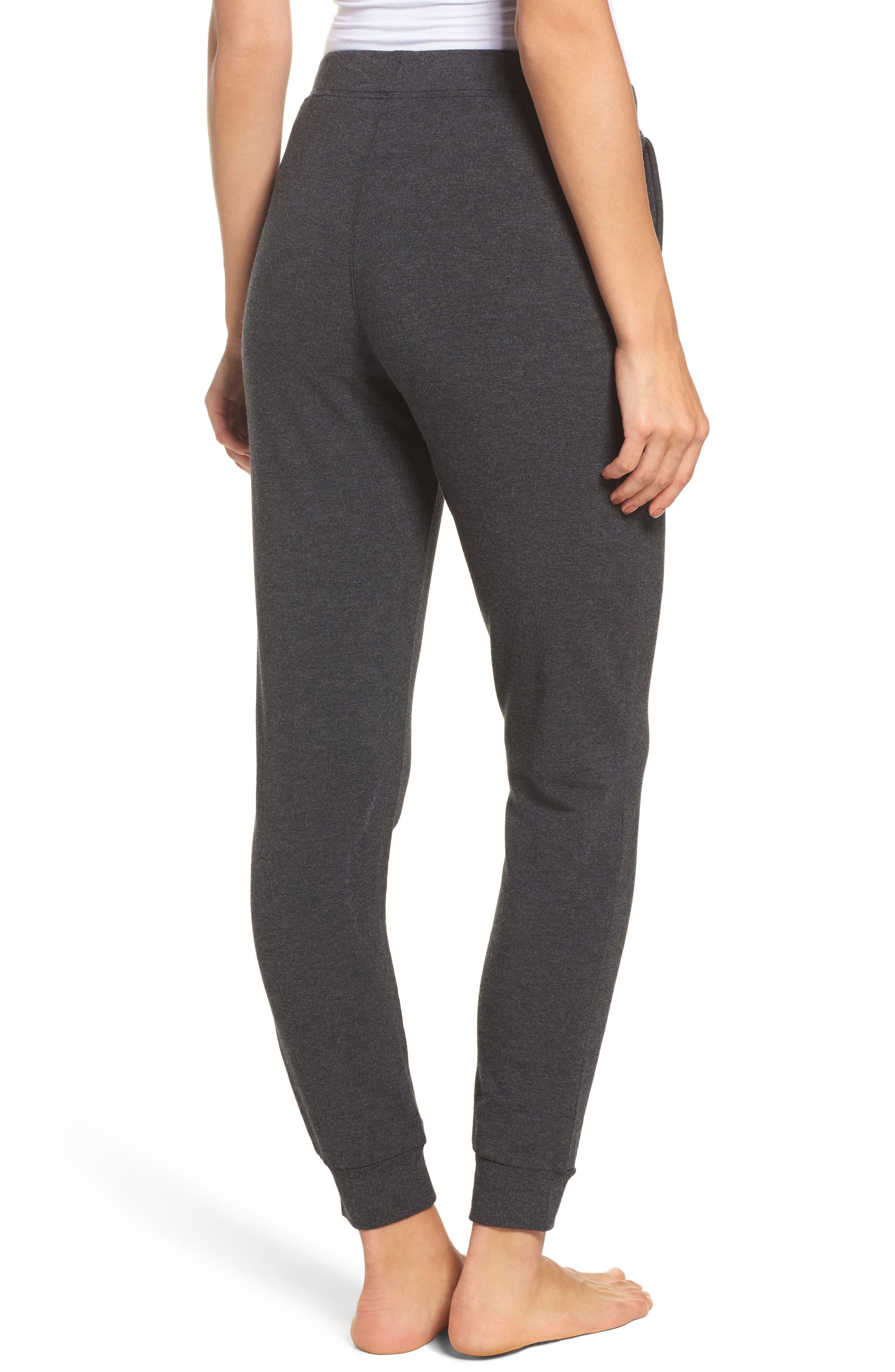Alternate Image 2  - UGG® Cozy Fleece Jogger Pants