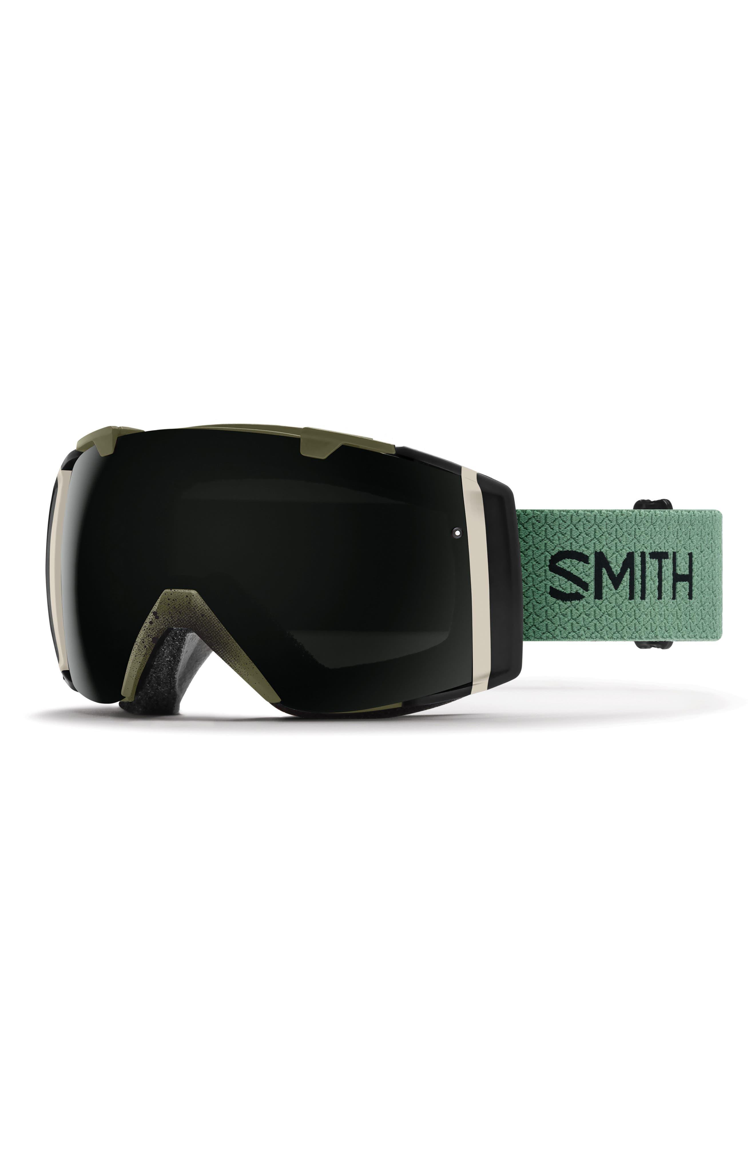 I/OX 205mm Chromapop Snow Goggles,                         Main,                         color, Olive