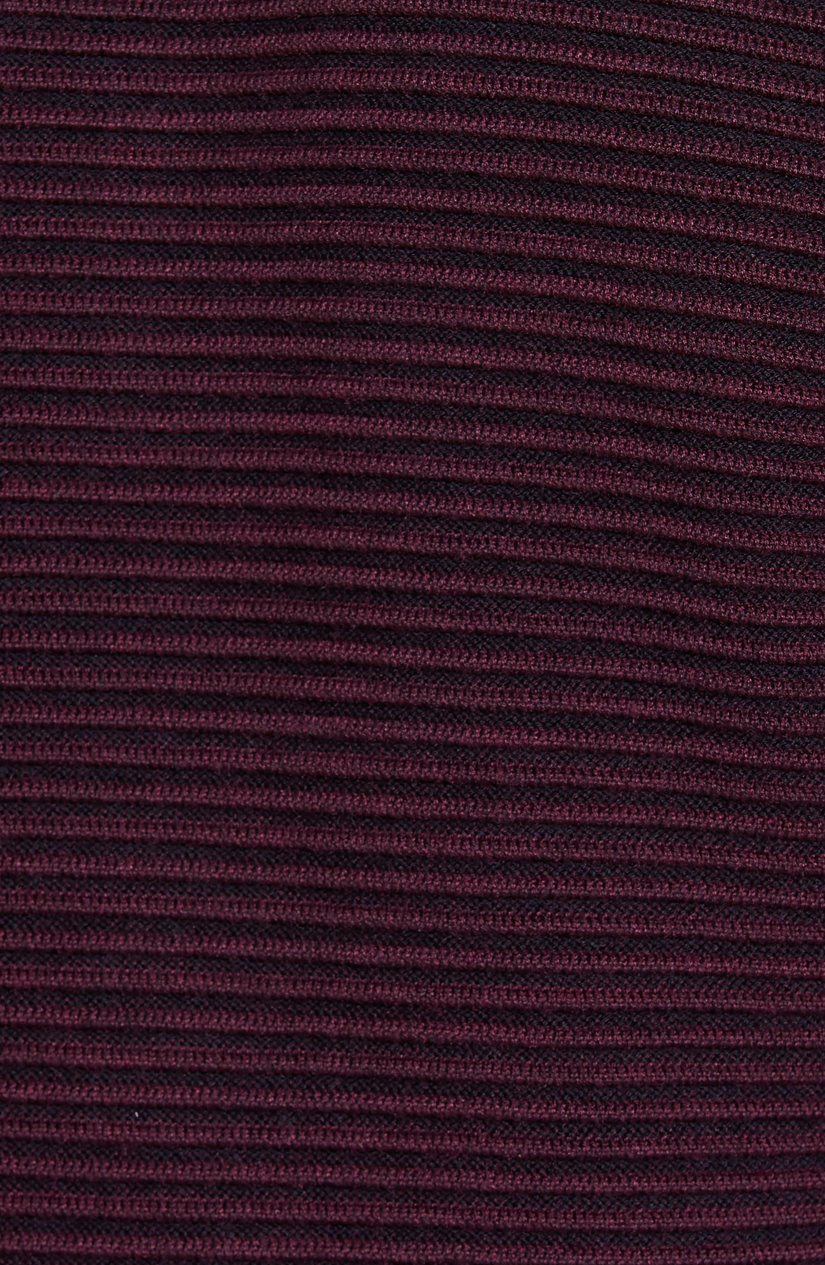 Alternate Image 6  - Ted Baker London Modern Slim Fit Raglan Sweater
