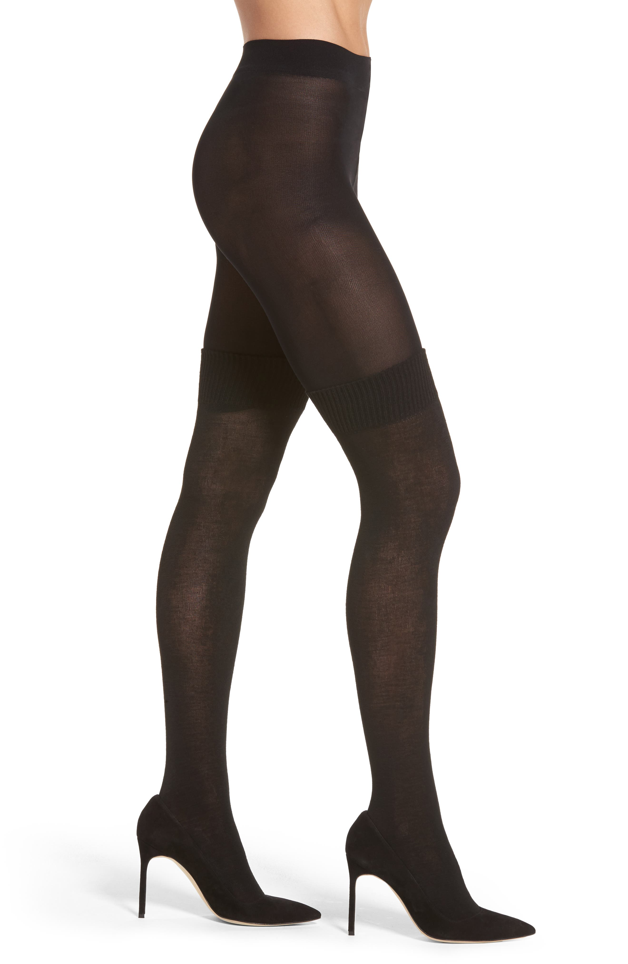 Alternate Image 1 Selected - Pretty Polly Secret Tights