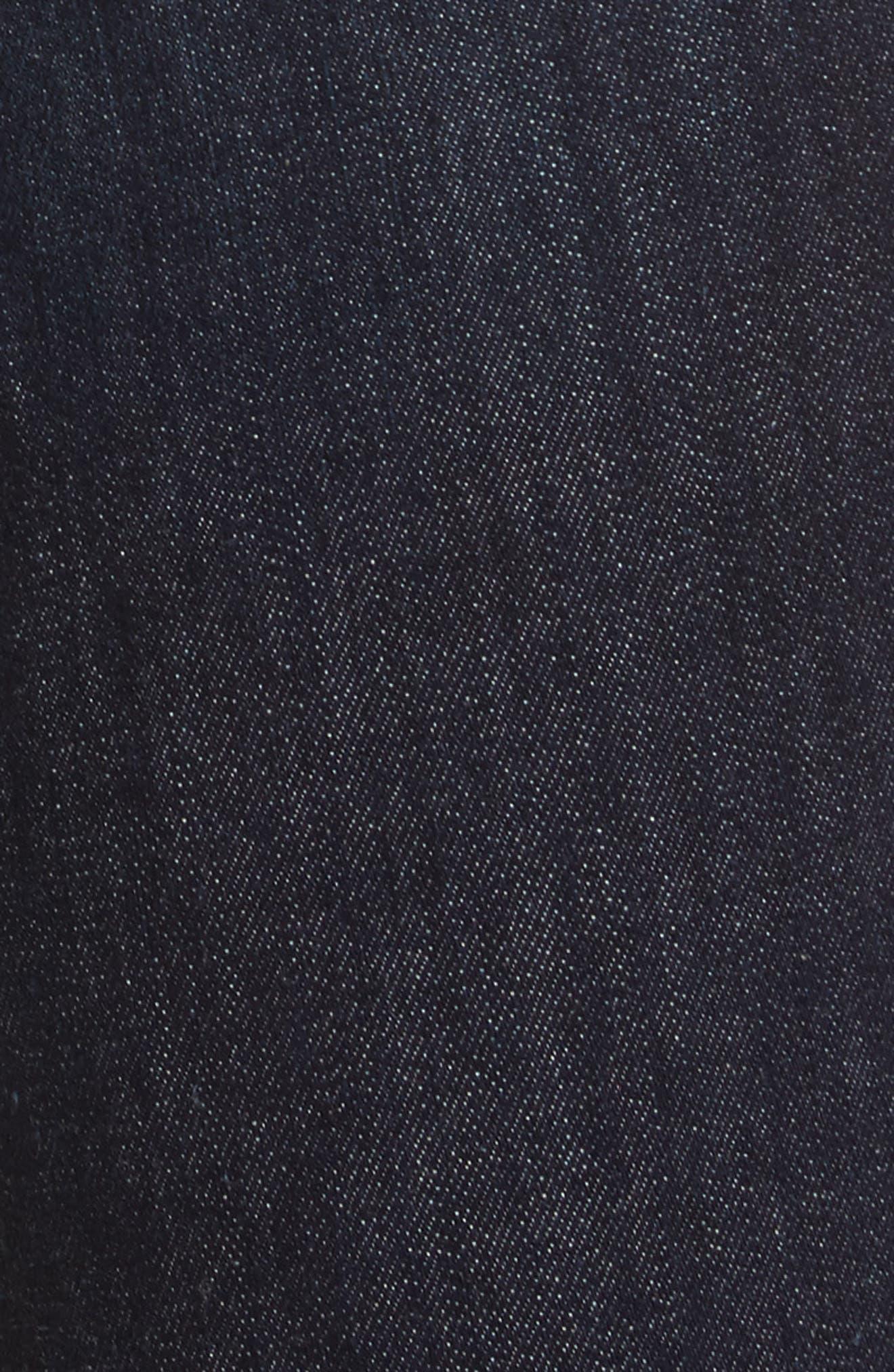 Le Skinny de Jeanne Jeans,                             Alternate thumbnail 6, color,                             Dame