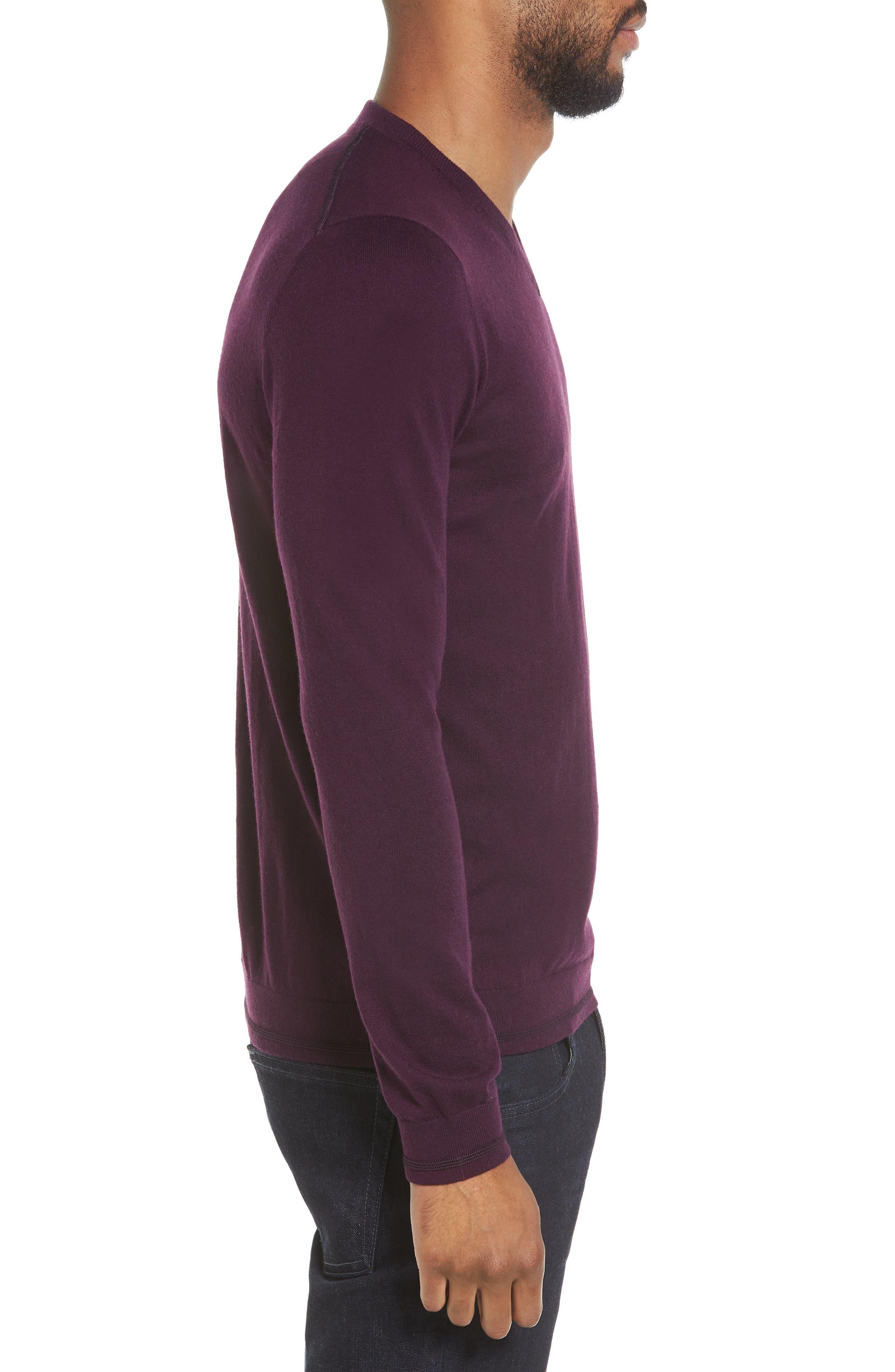 Alternate Image 3  - Ted Baker London V-Neck Sweater