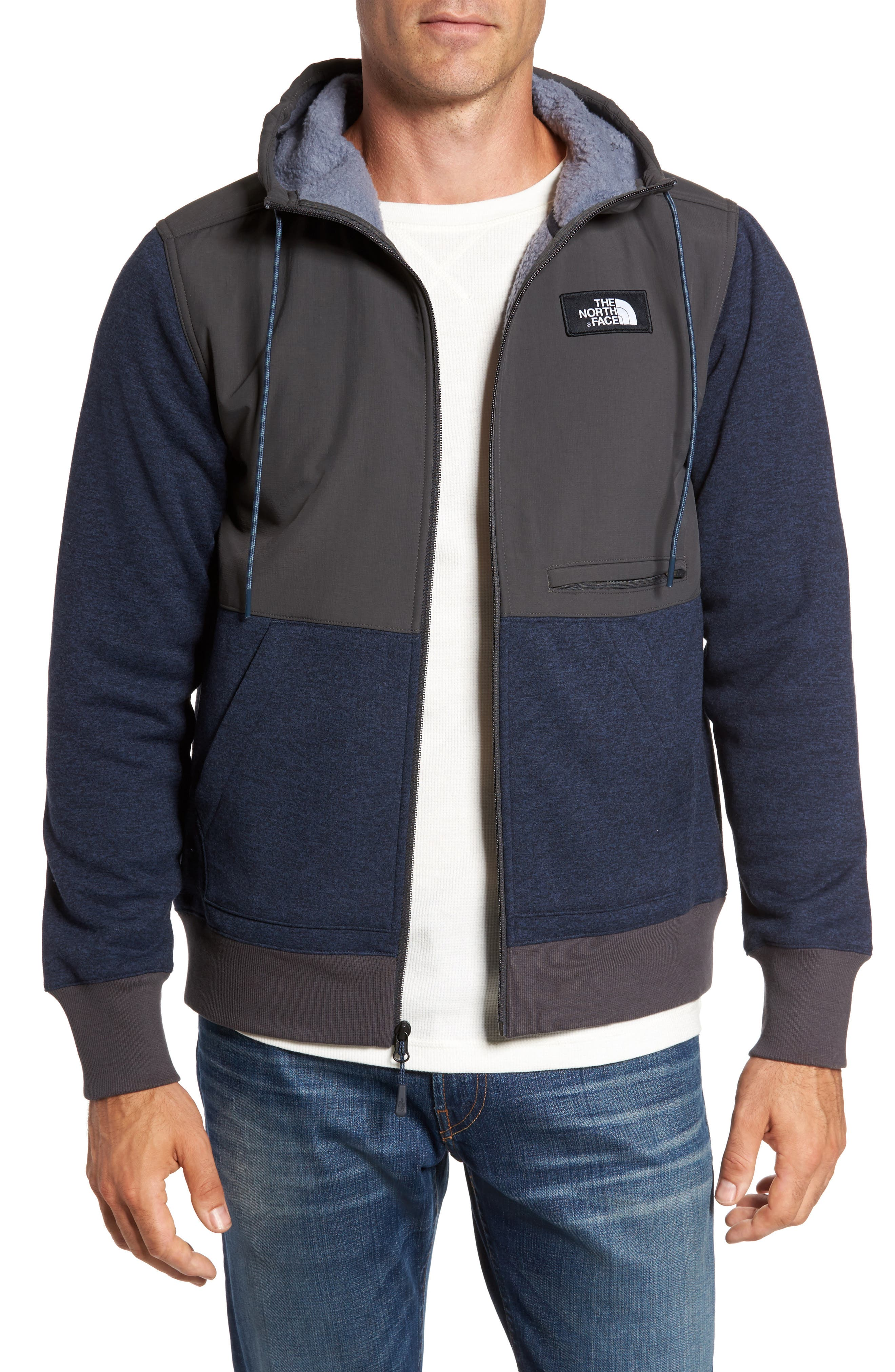 The North Face Tech Zip Hoodie