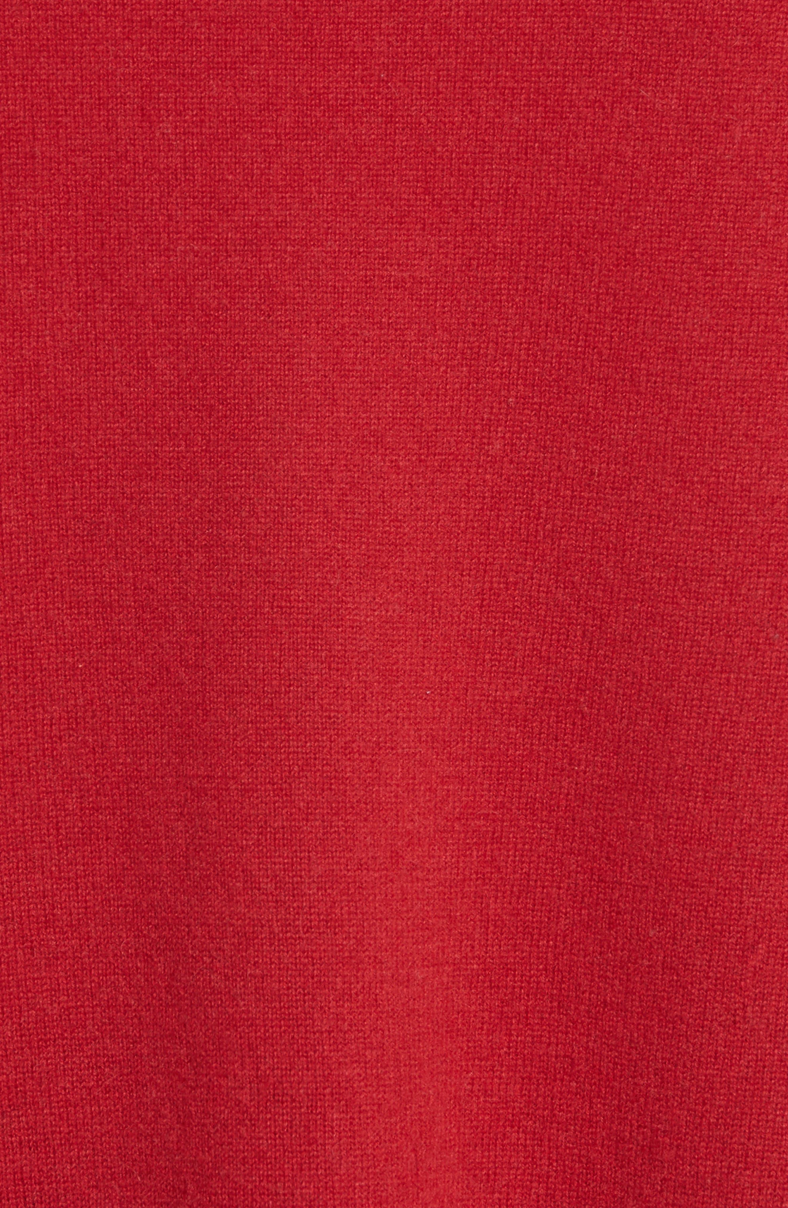 Alternate Image 5  - autumn cashmere Cashmere Side Ruffle Sweater