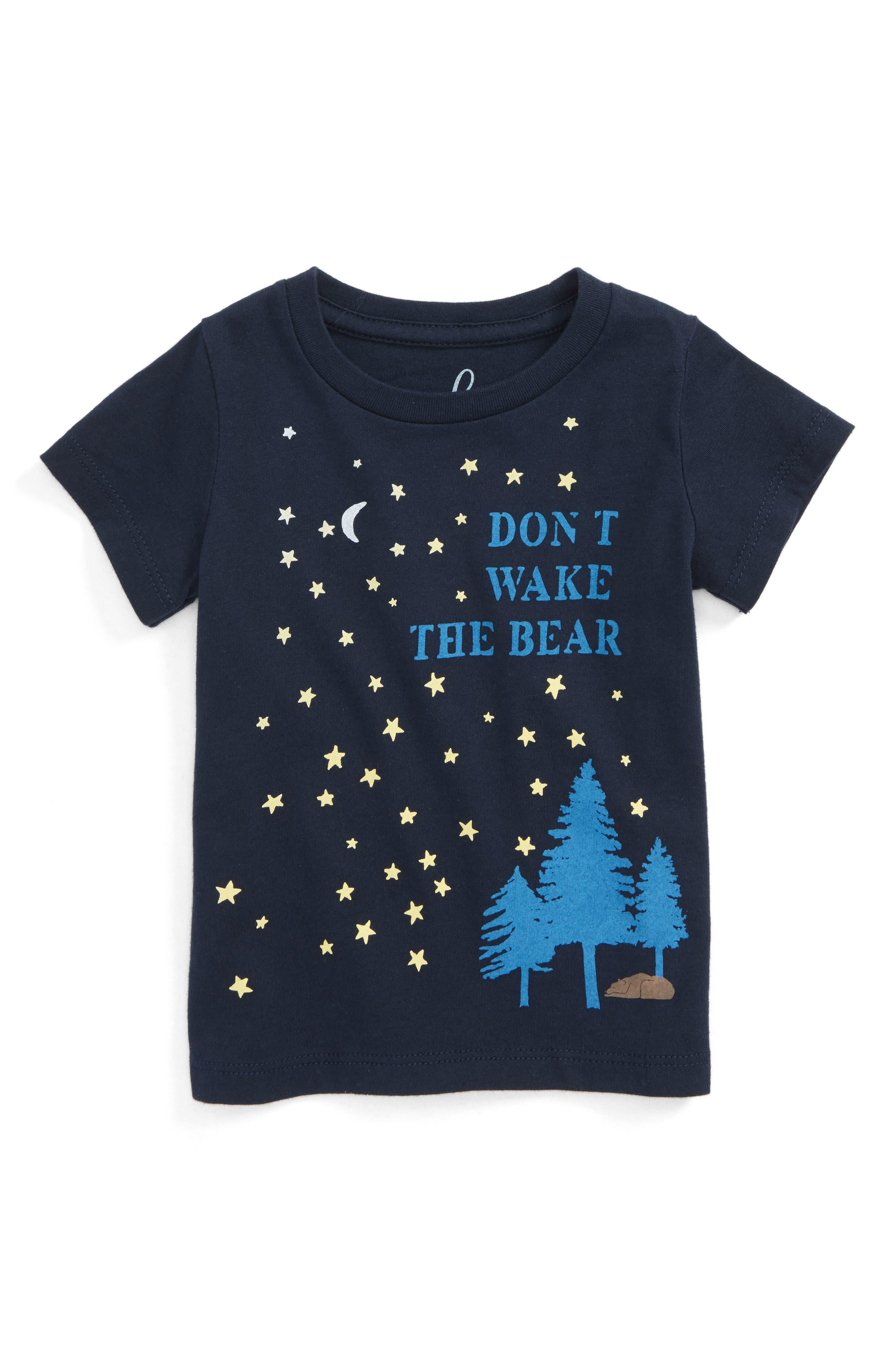 Peek Baby Bear Graphic T-Shirt (Baby Boys)