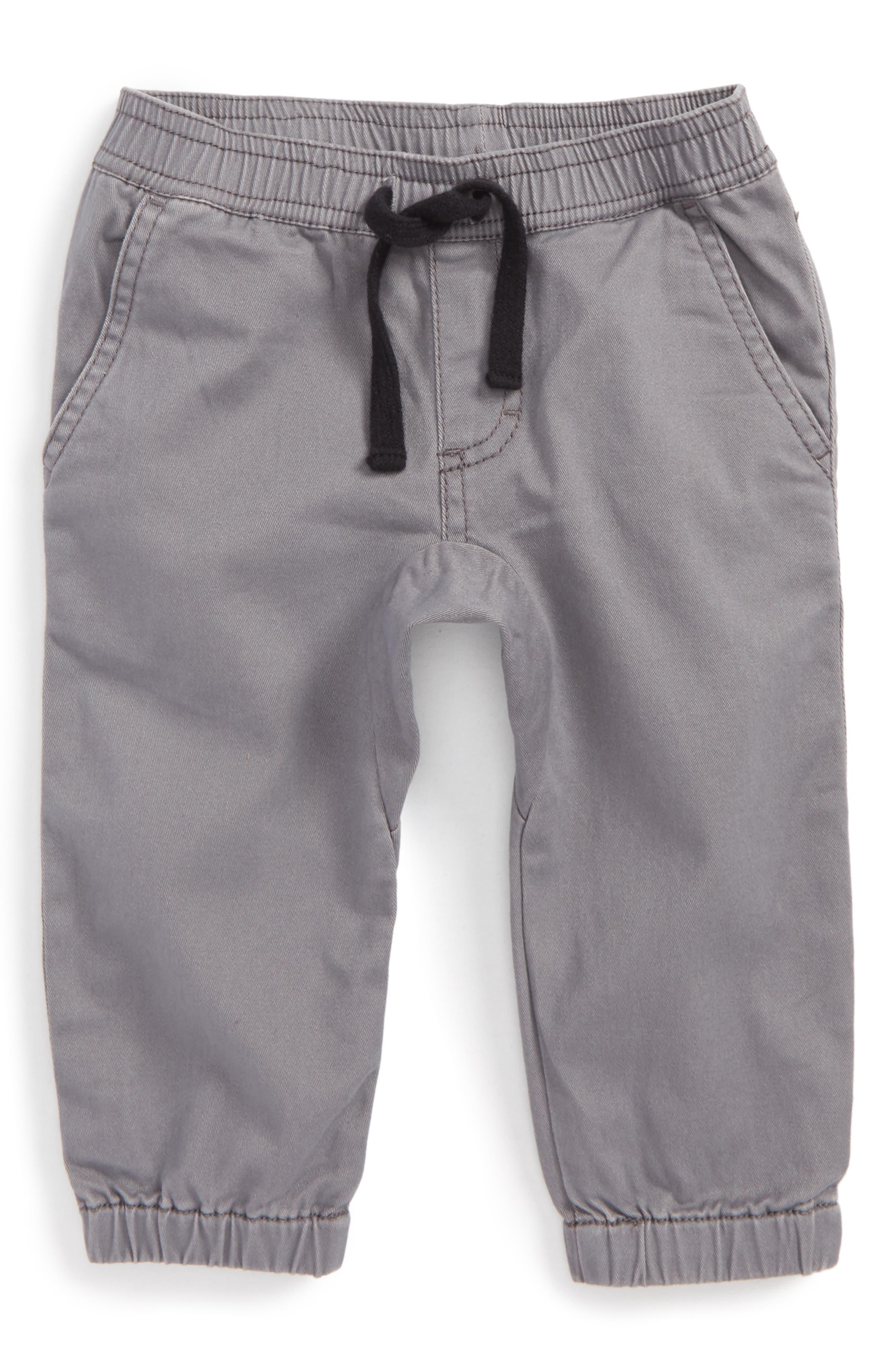 Tucker + Tate Twill Jogger Pants (Baby Boys)