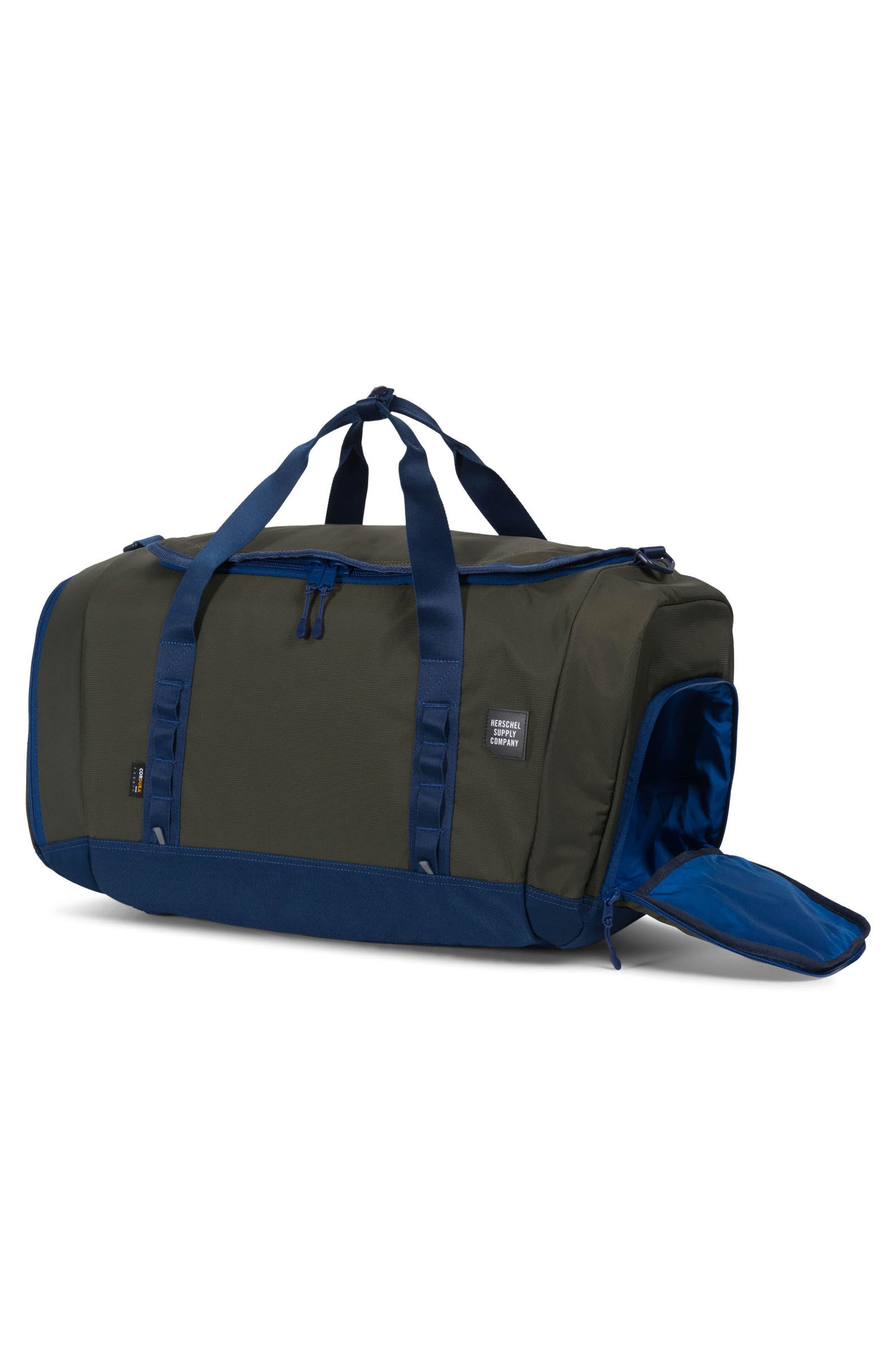 Alternate Image 4  - Herschel Supply Co. Trail Gorge Duffel Bag