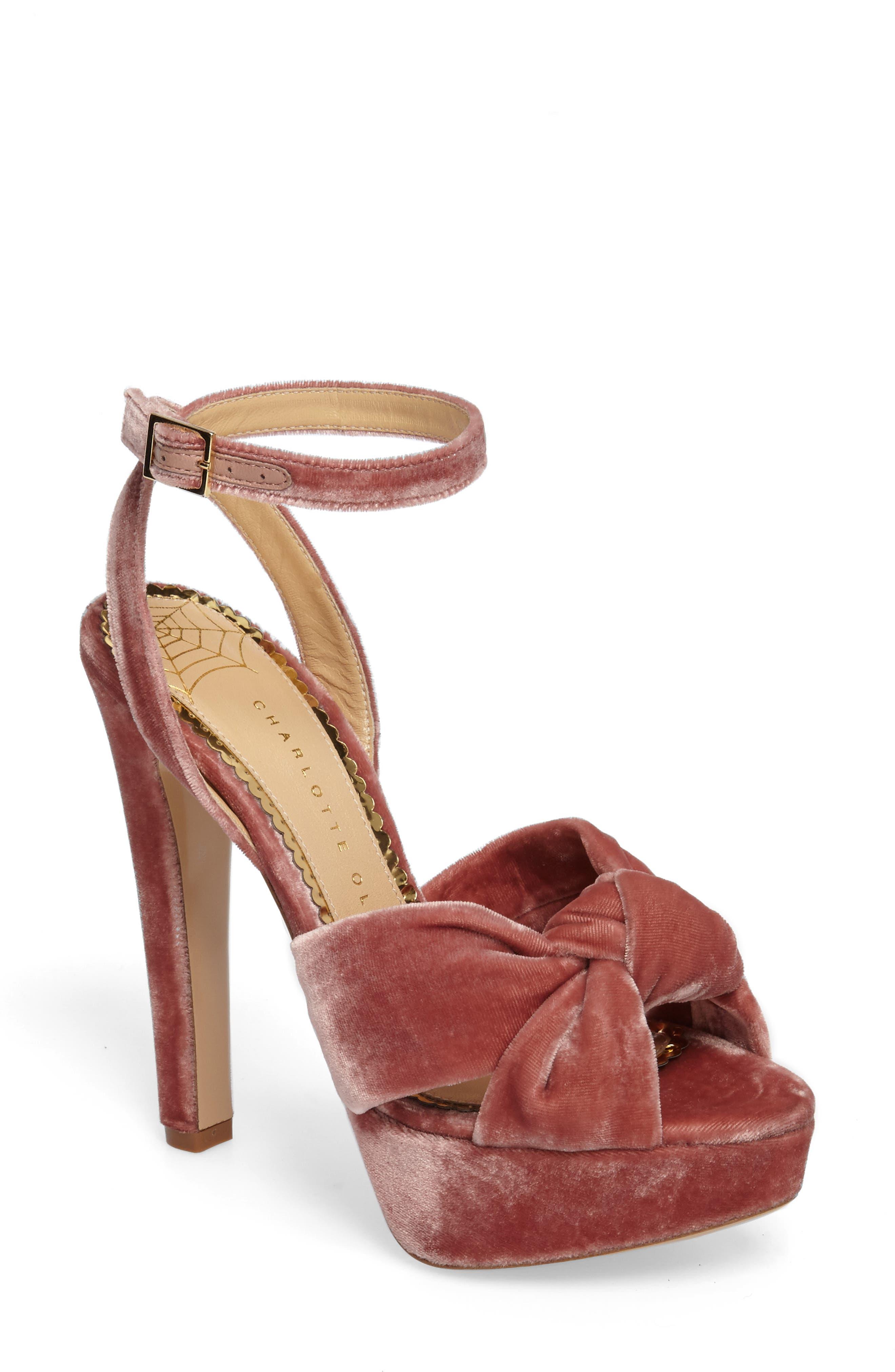 Charlotte Olympia Tiffani Platform Sandal (Women)