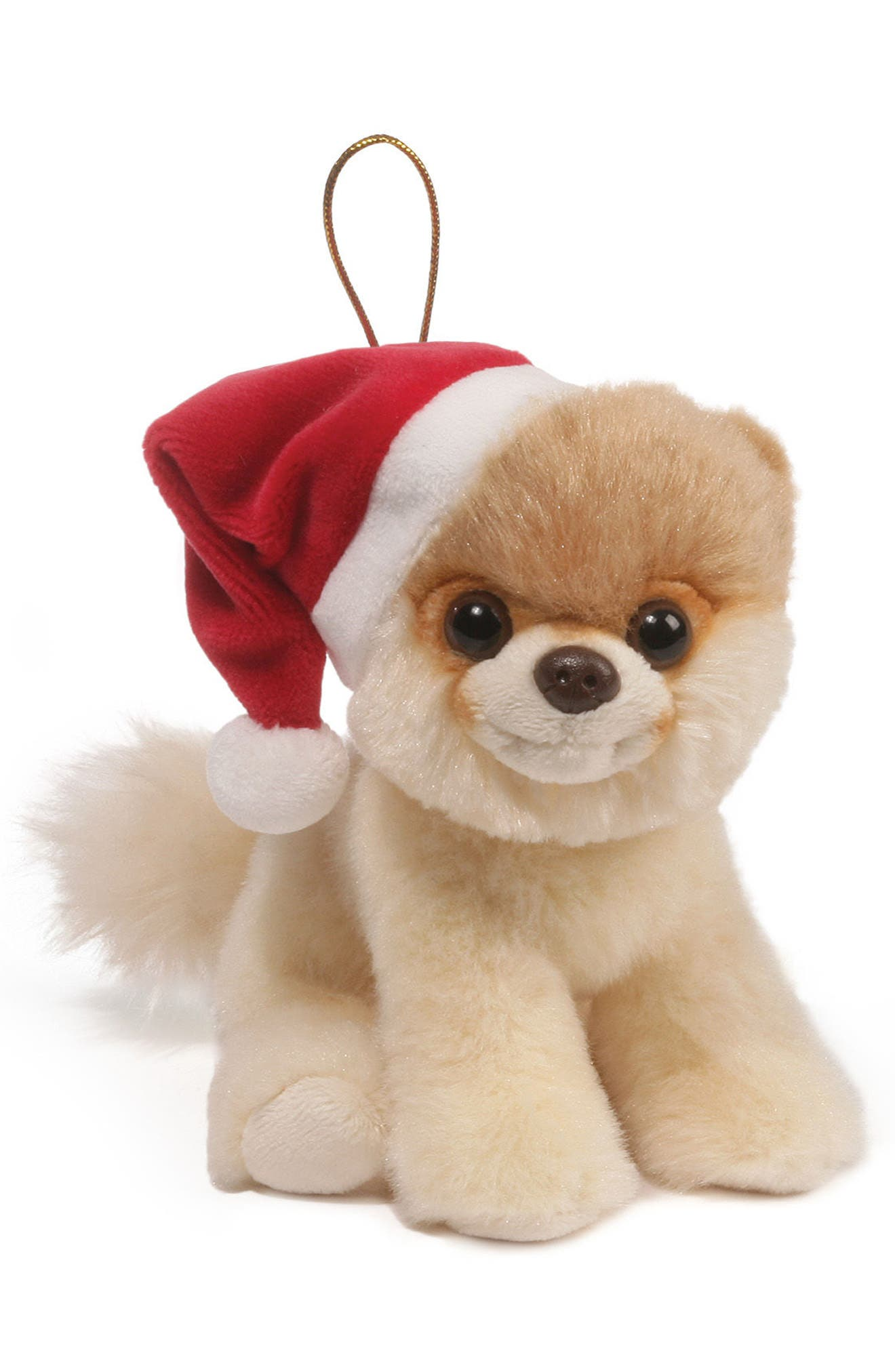 Gund Itty Bitty Boo Plush Stuffed Ornament
