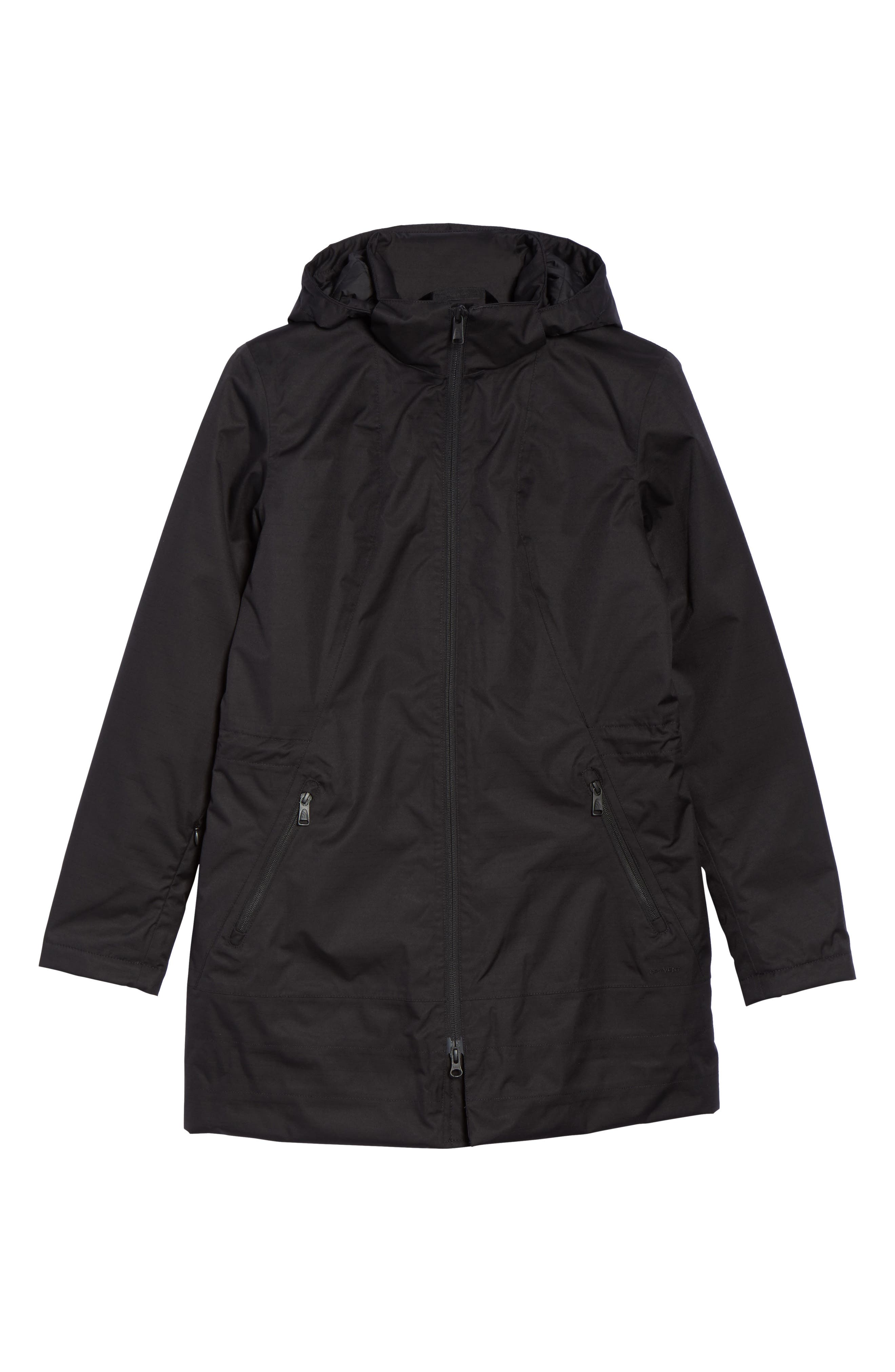 Alternate Image 1 Selected - The North Face 'Ancha' Hooded Waterproof Parka