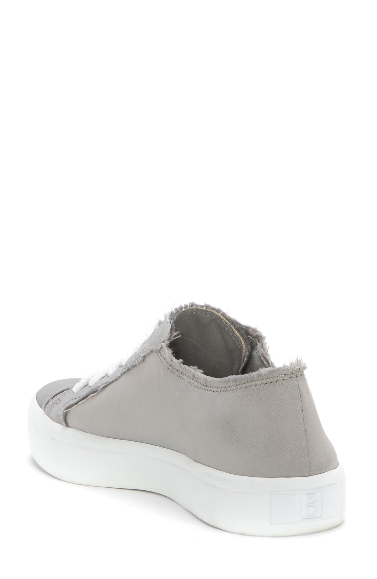 Dorin Sneaker,                             Alternate thumbnail 2, color,                             Gravel Fabric
